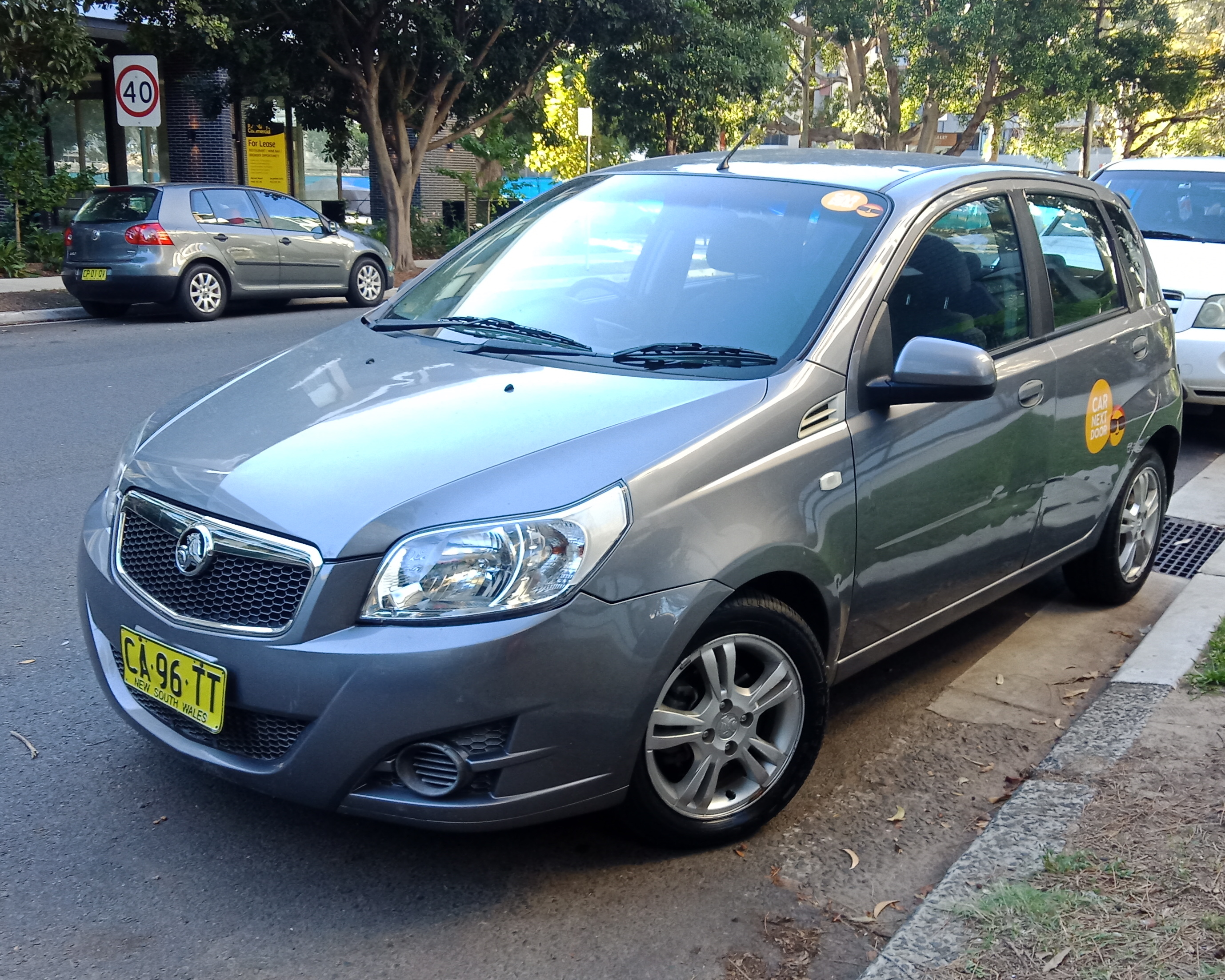 Picture of Benjamin's 2011 Holden Barina
