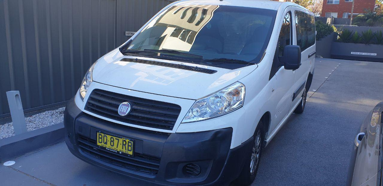 Picture of Seyed Mohammad's 2012 Fiat Scudo