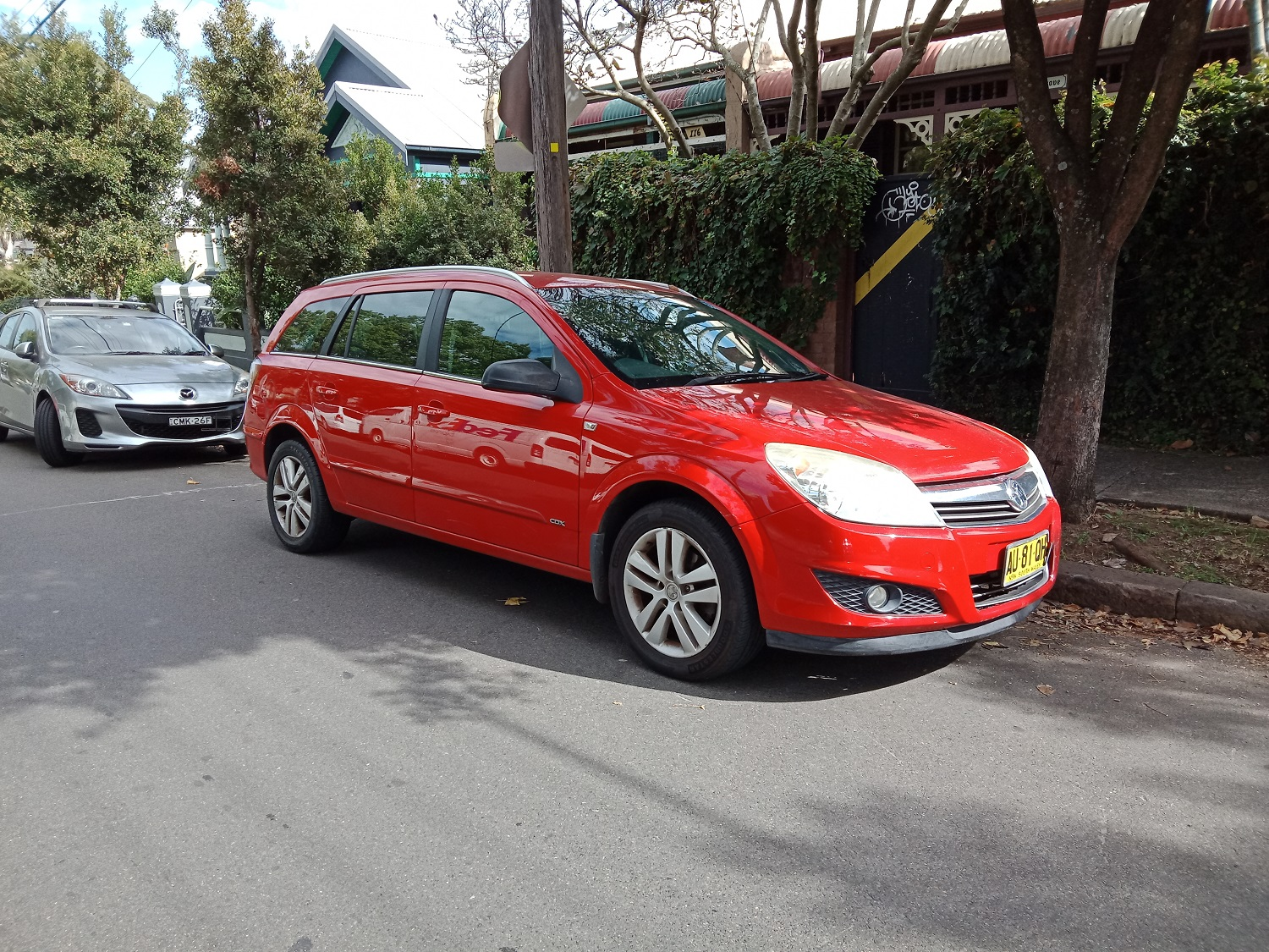 Picture of Maximillian's 2008 Holden Astra wagon