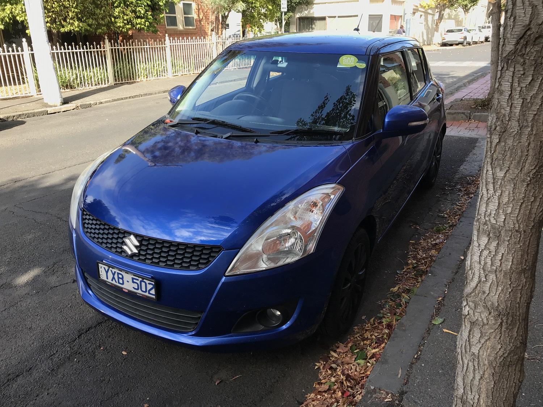 Picture of Alexander's 2011 Suzuki Swift