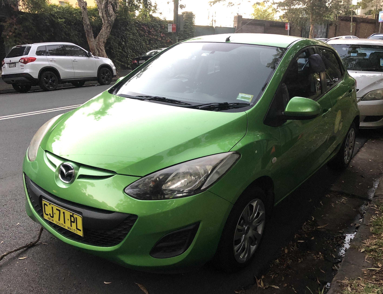 Picture of Sonia's 2012 Mazda 2