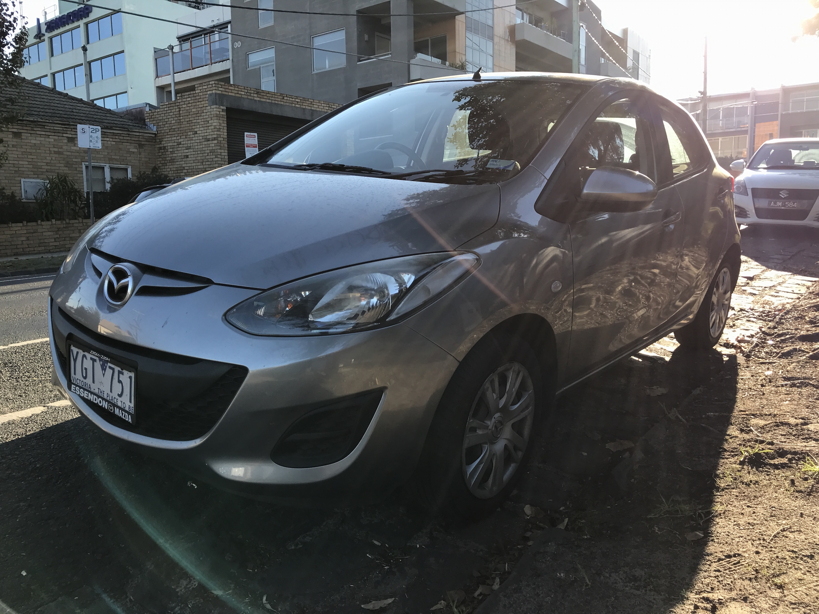 Picture of Shannon's 2011 Mazda 2