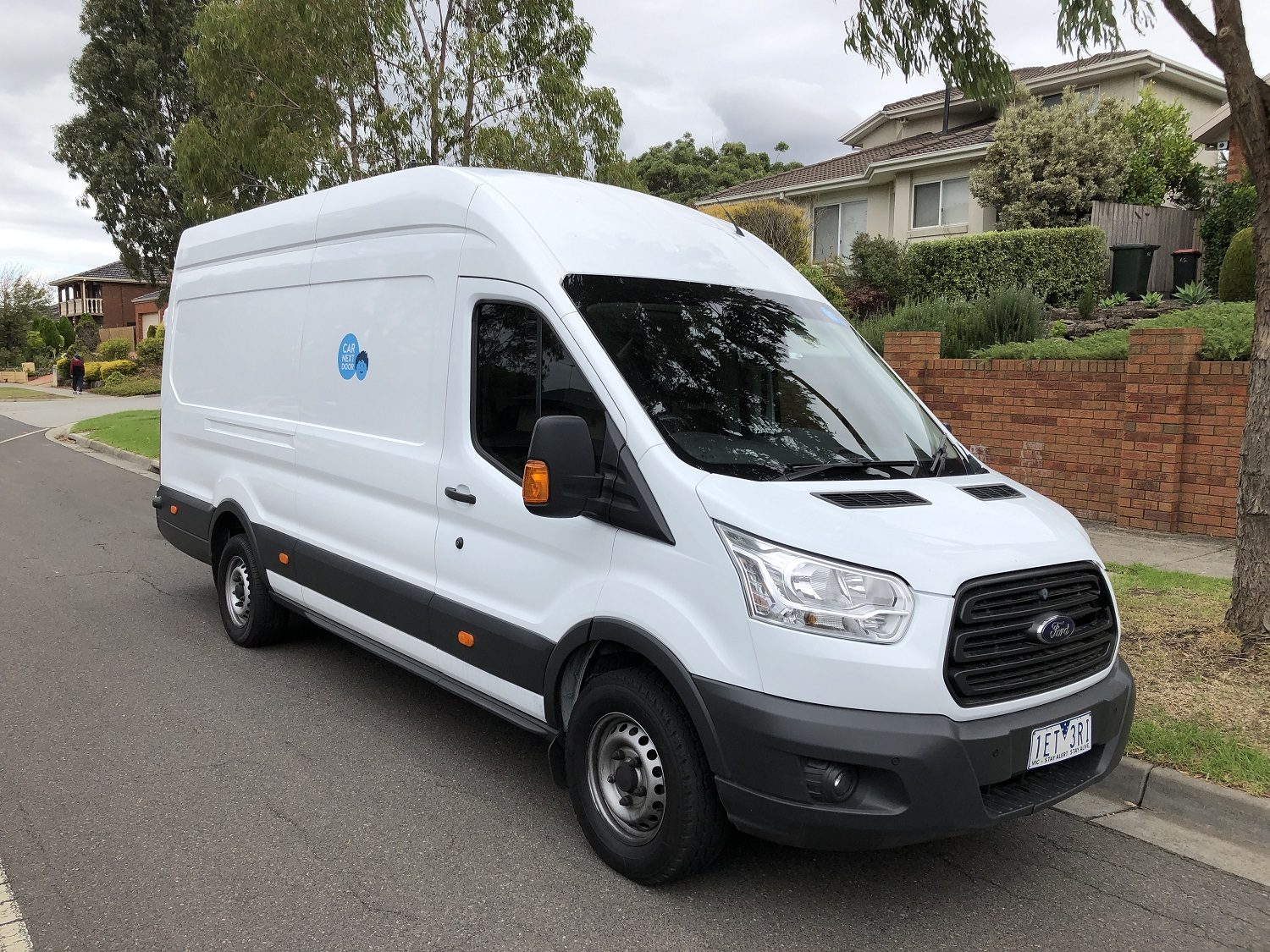 Picture of Paul's 2014 Ford Transit