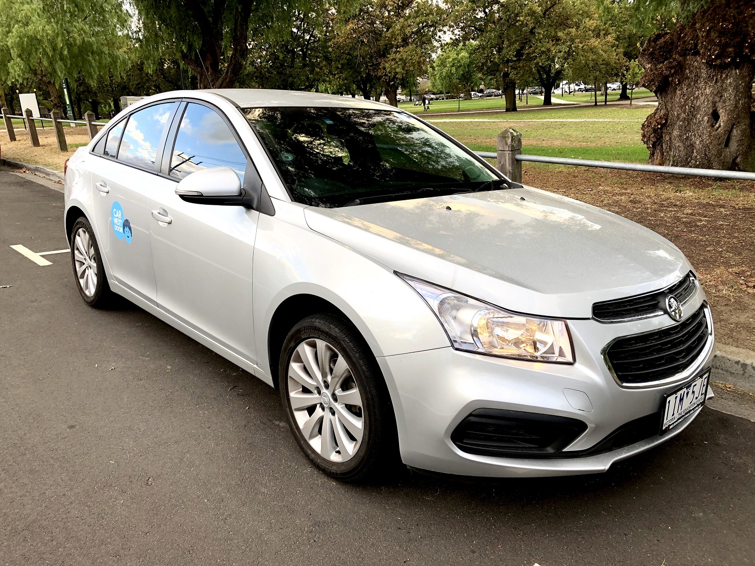 Picture of Kanitha's 2016 Holden Cruze