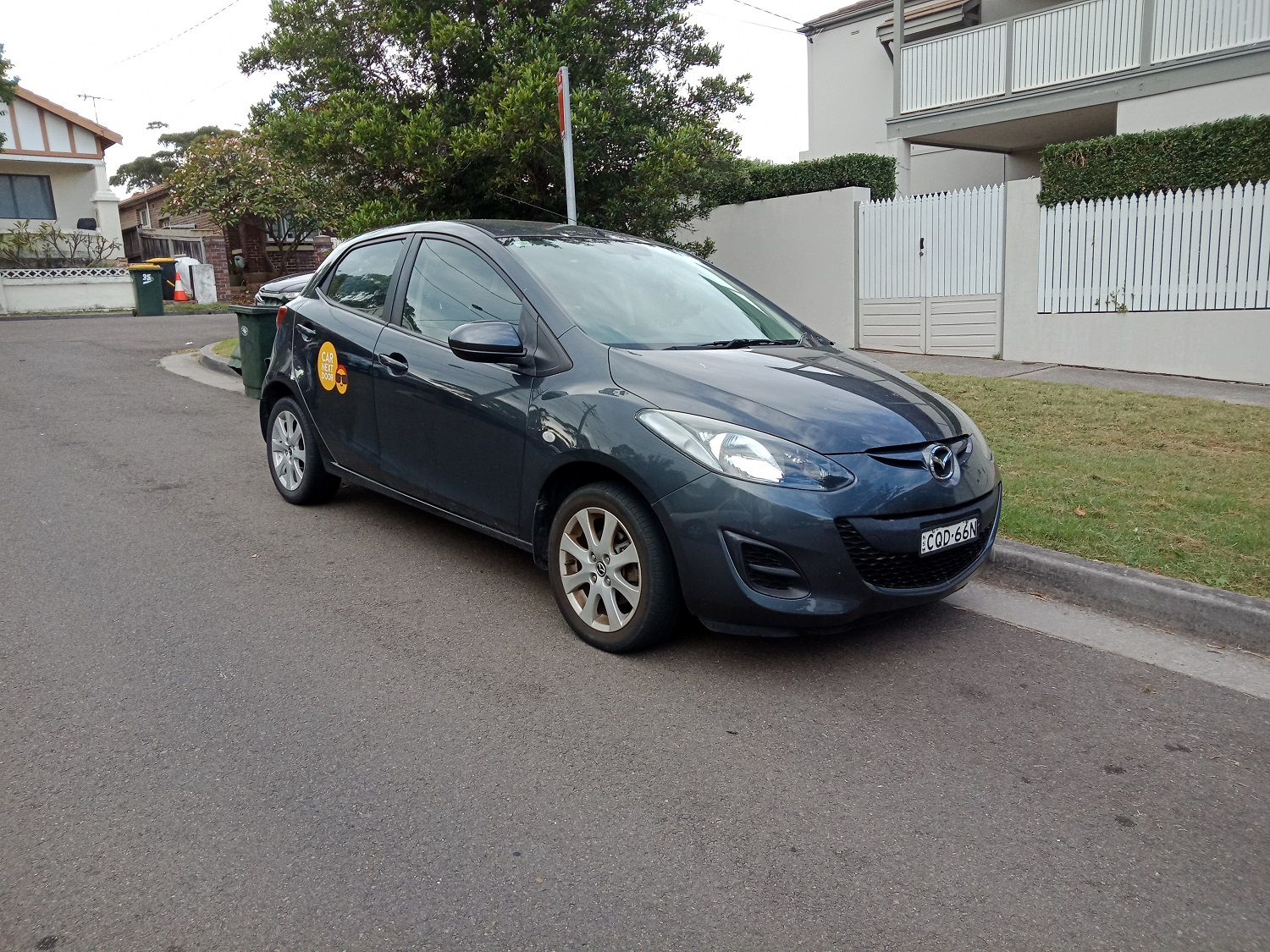 Picture of Joshua's 2013 Mazda 2
