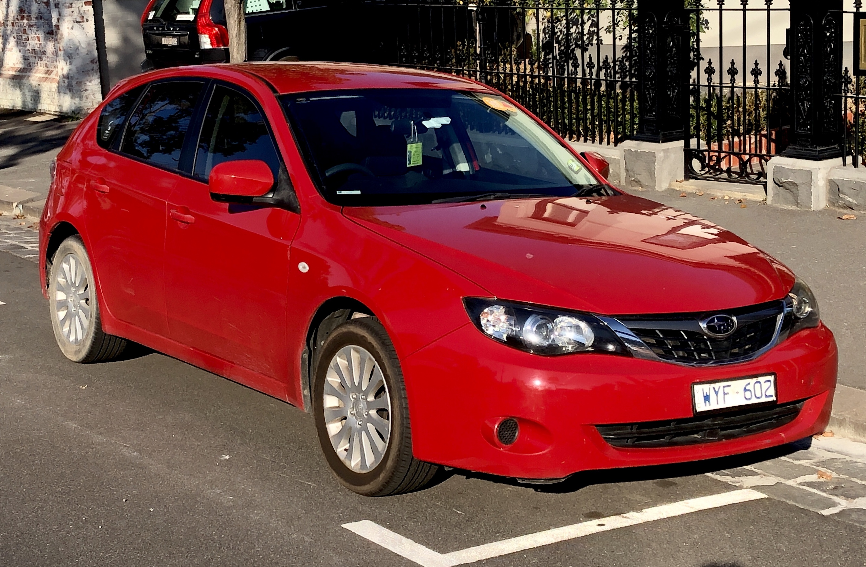 Picture of Jennifer's 2009 Suburu Impreza