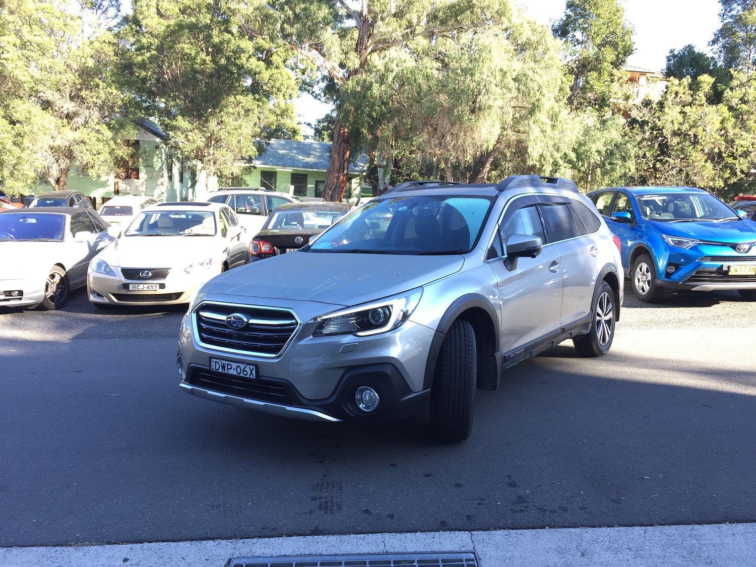 Picture of David's 2018 Subaru Outback