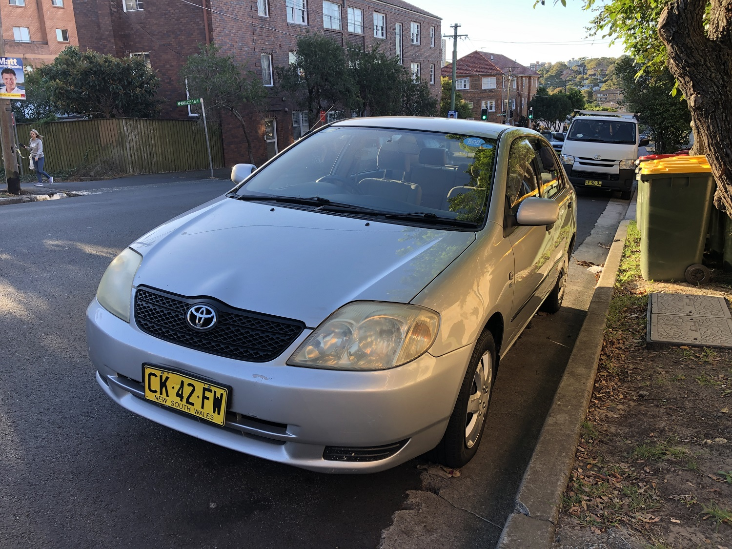Picture of Calum's 2003 Toyota Corolla