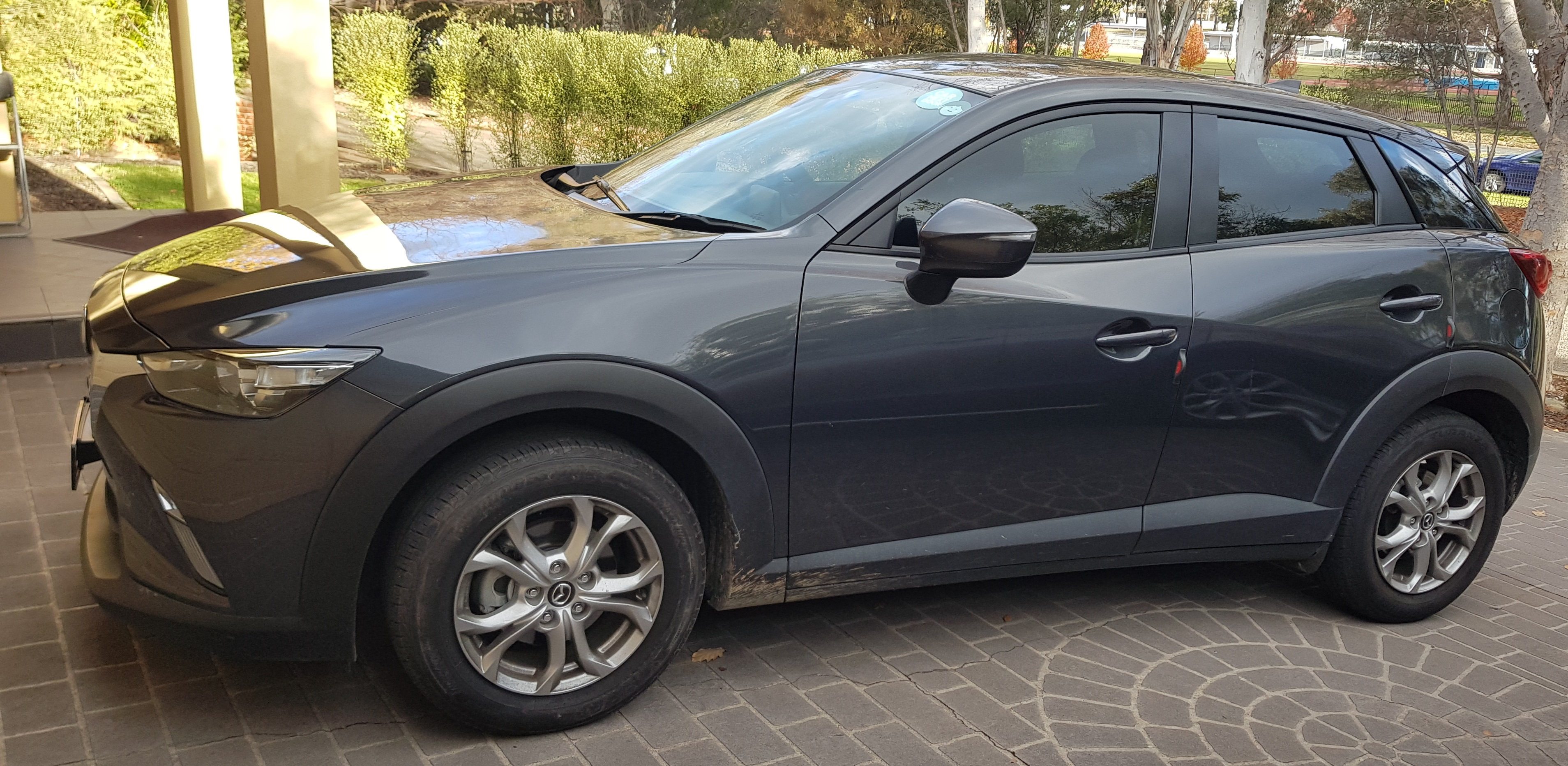 Picture of Saurabh's 2017 Mazda CX3