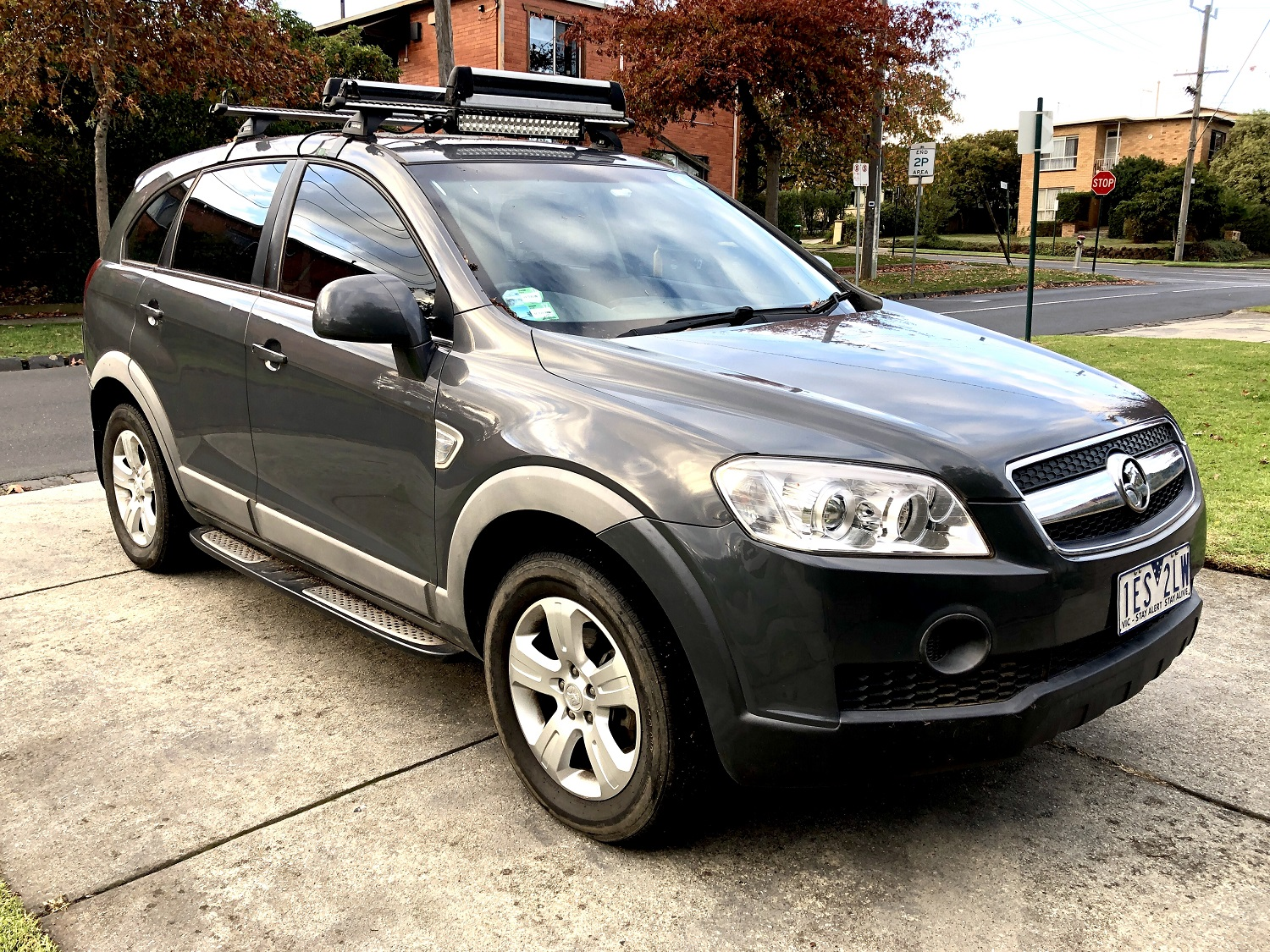 Picture of Ka's 2010 Holden Captiva