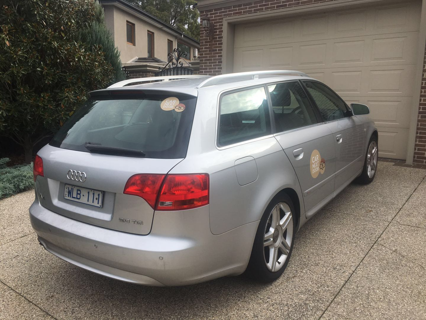 Picture of Weiyang's 2008 Audi A4