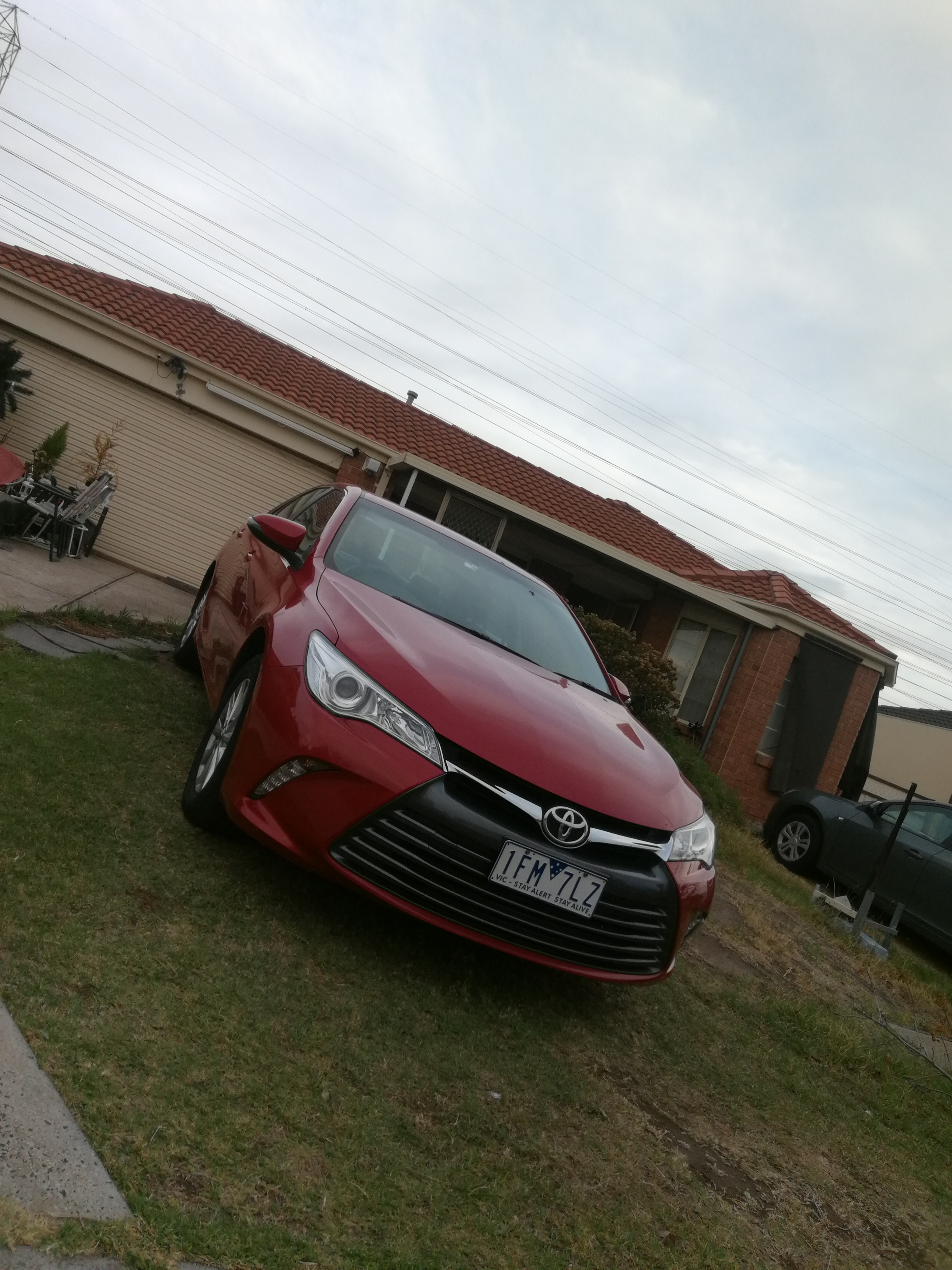 Picture of Shahrose's 2015 Toyota Camry Altise