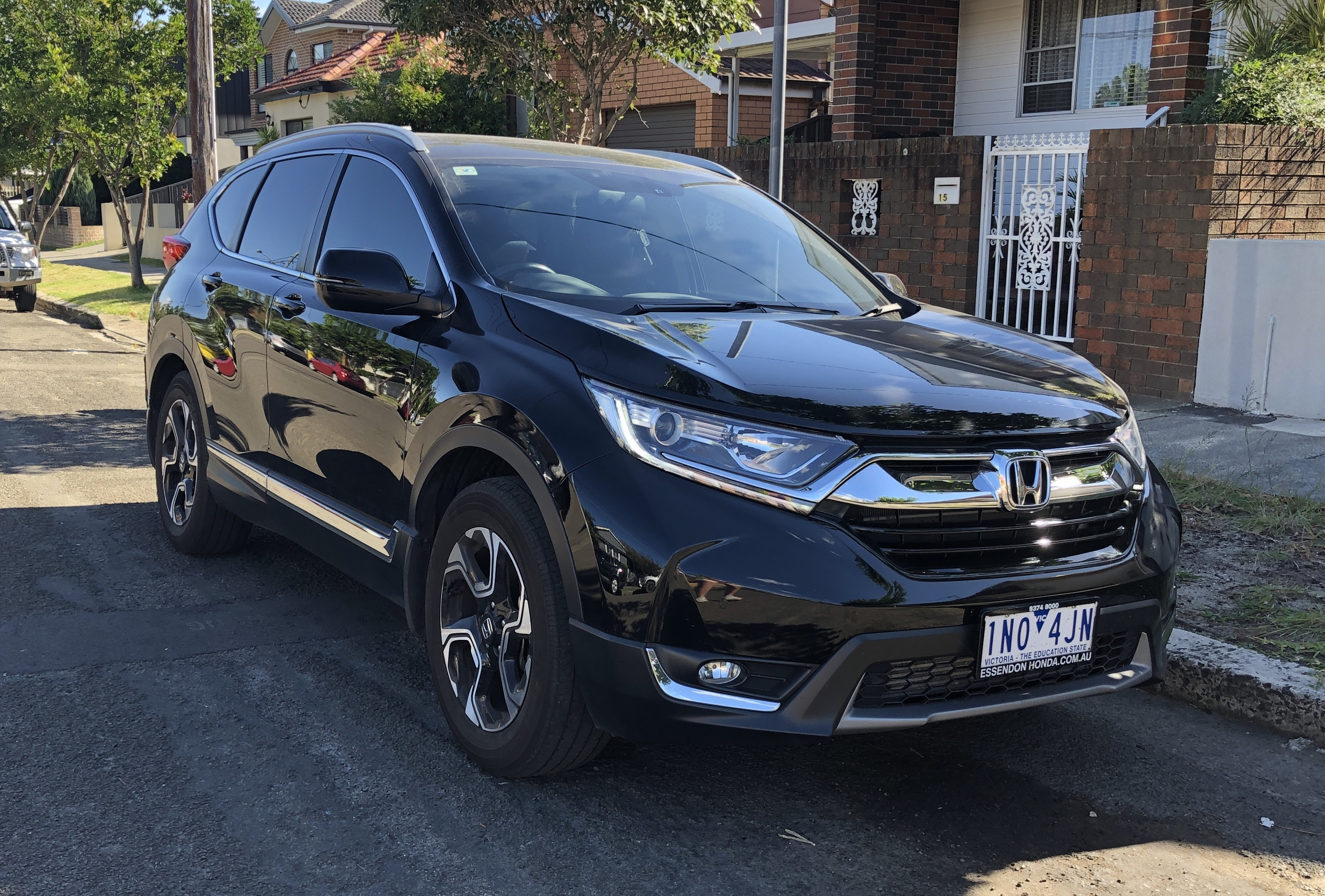 Picture of Soby's 2018 Honda CRV