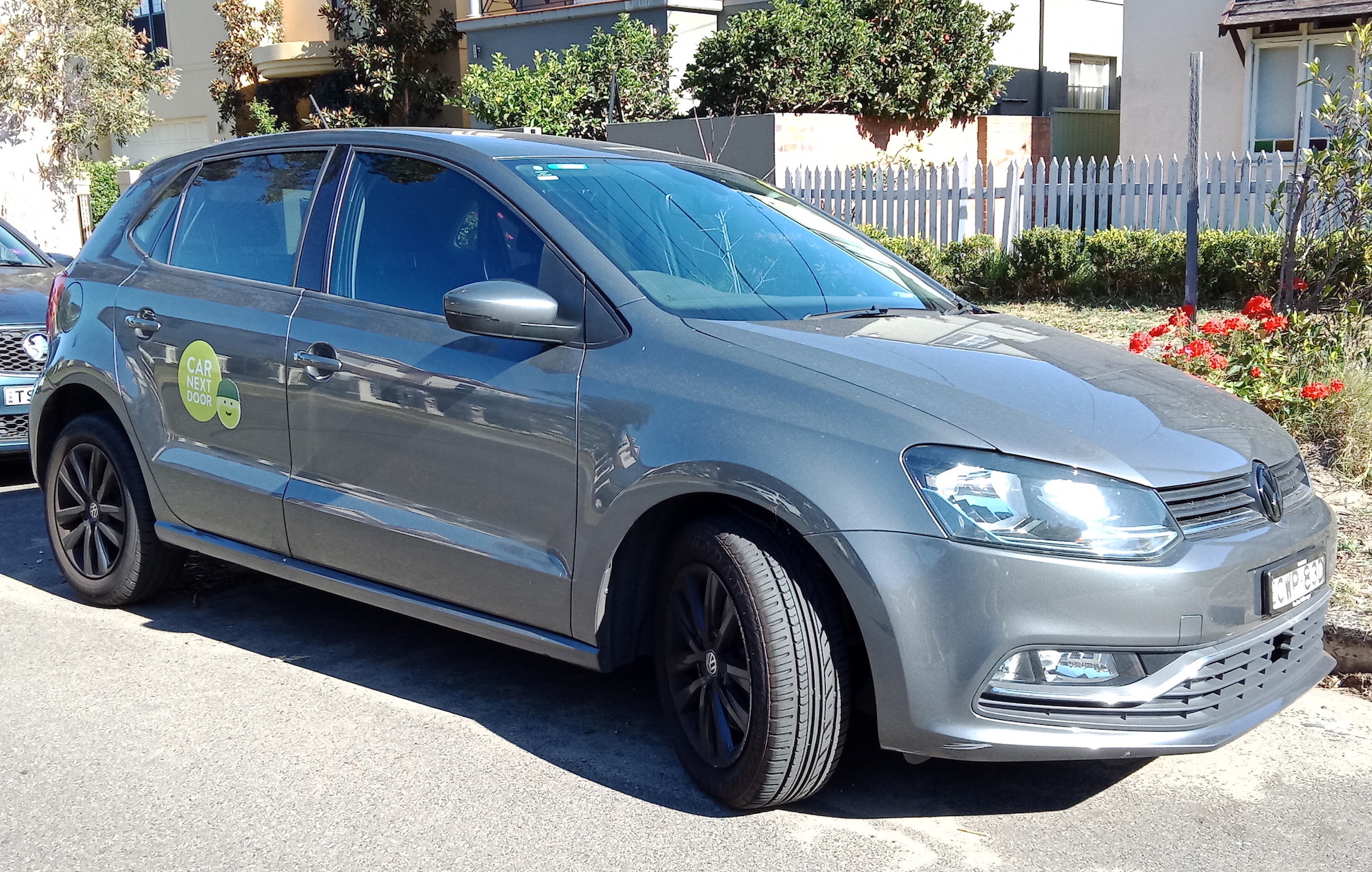 Picture of Ella's 2015 Volkswagen Polo