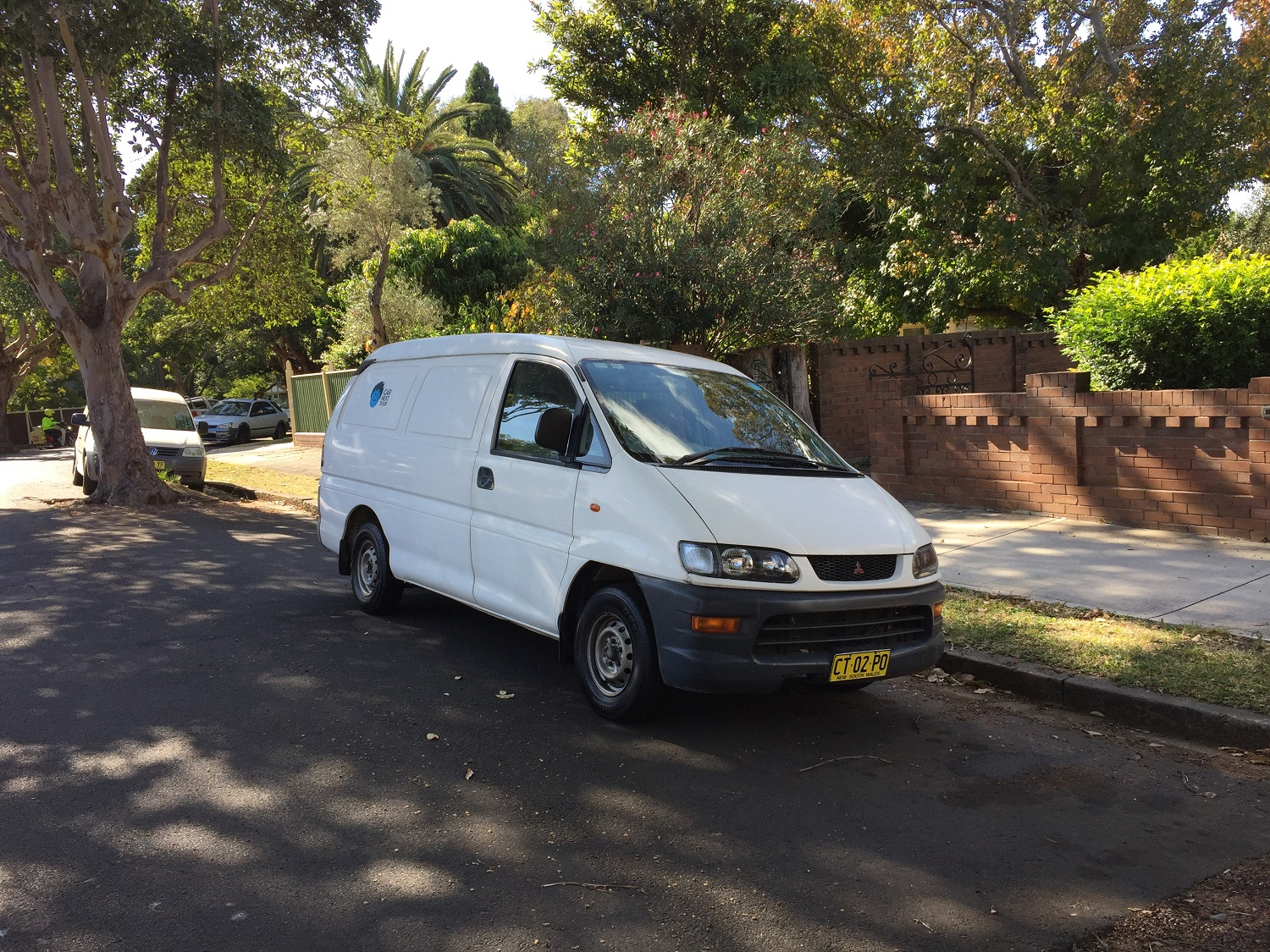 Picture of Kendall's 2002 Mitsubishi Express