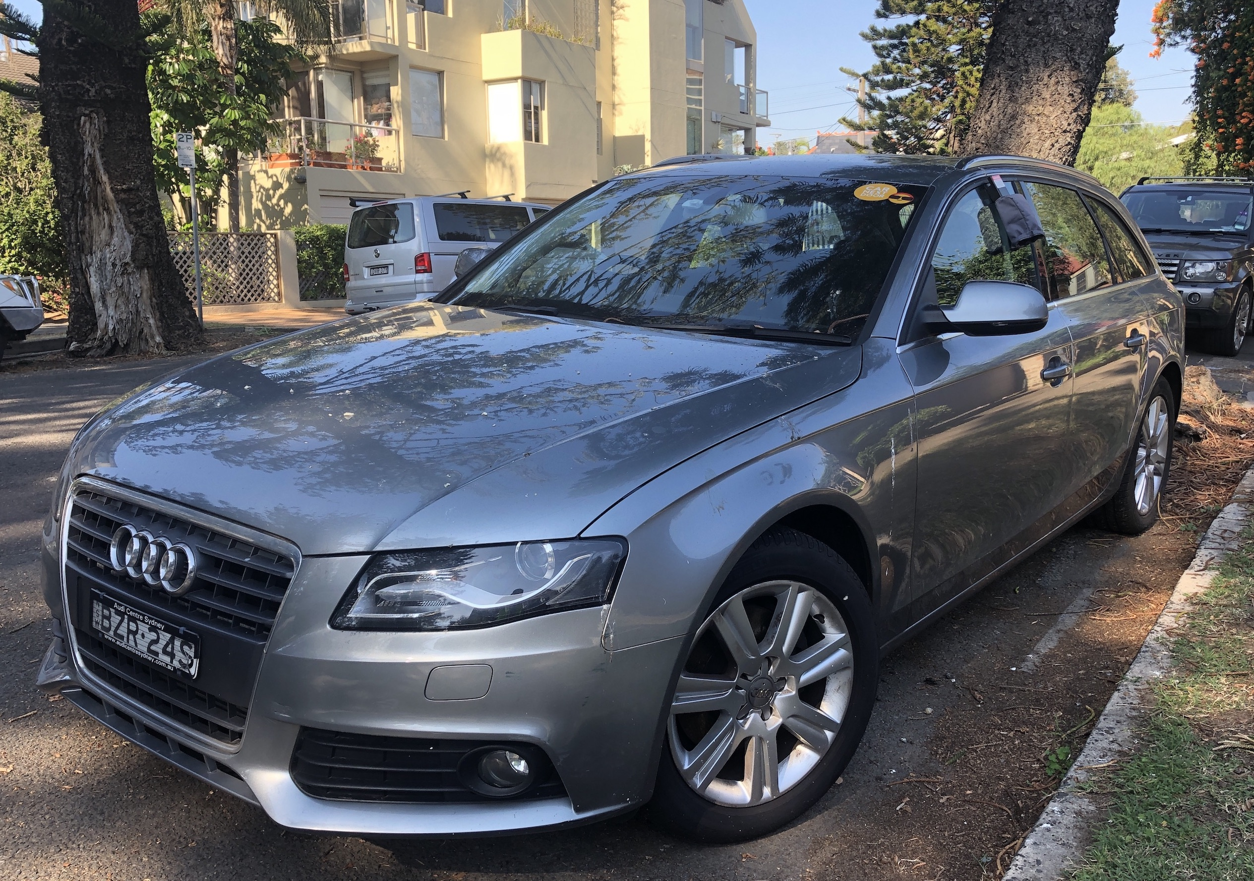 Picture of Marko's 2011 Audi A4 Avant