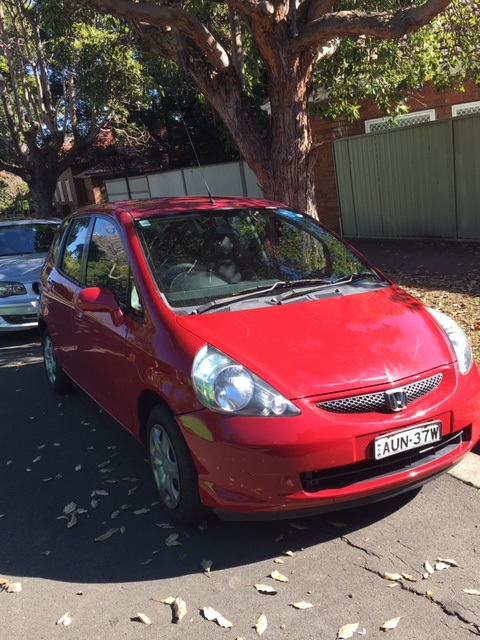 Picture of Peter's 2005 Honda Jazz