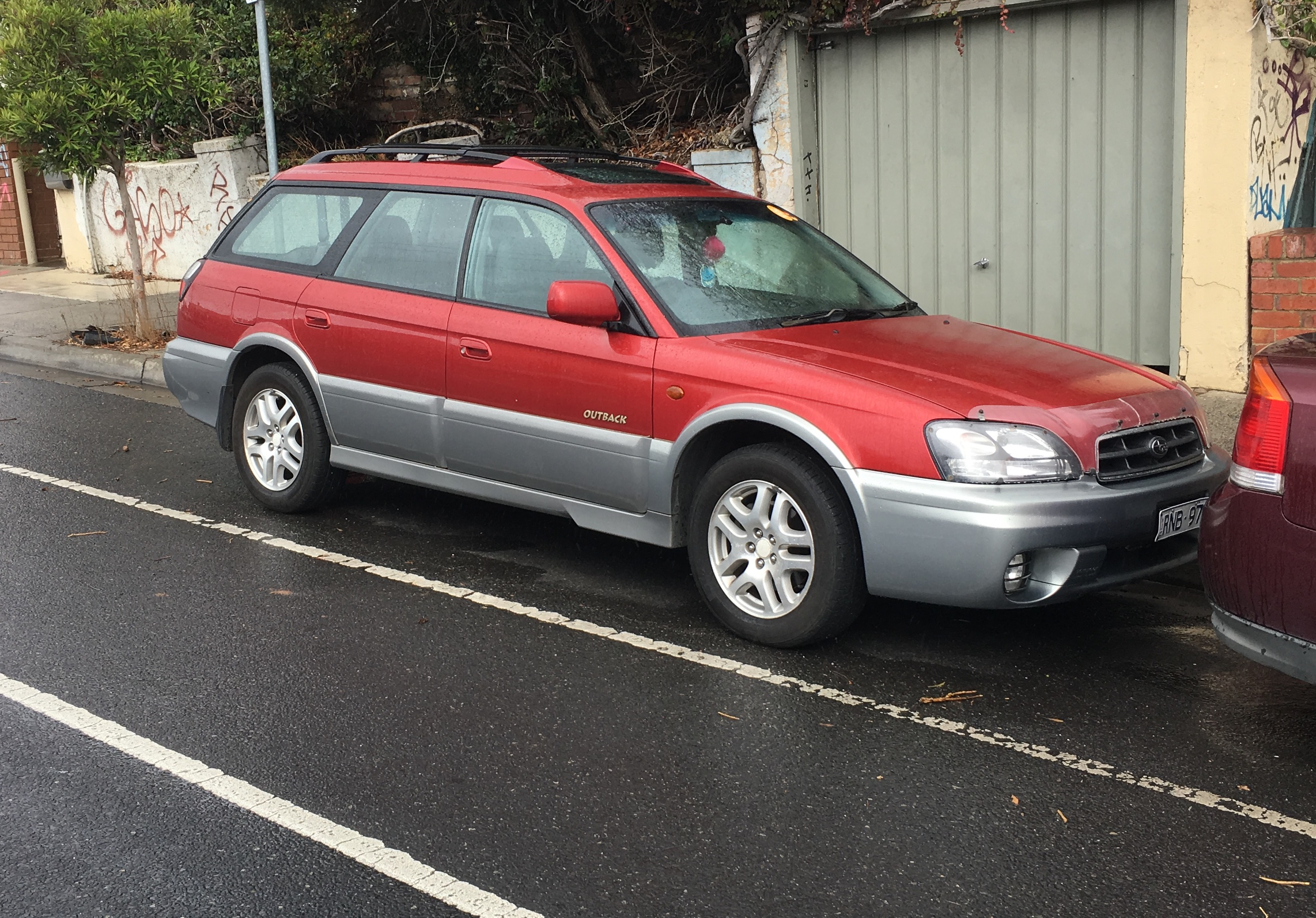 Picture of Alanna's 2002 Subaru Outback
