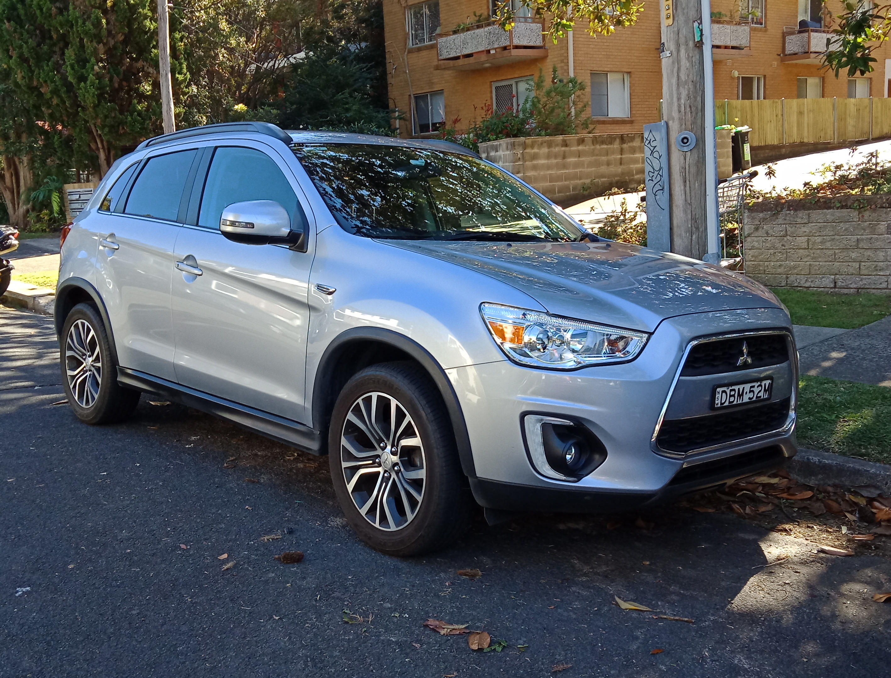 Picture of Paolo's 2015 Mitsubishi ASX