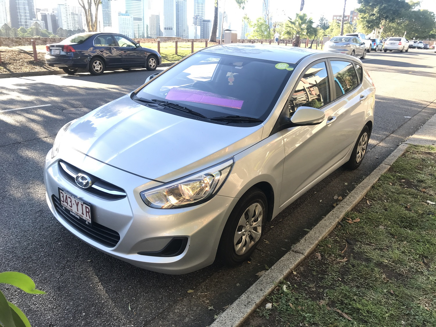 Picture of Gianluca's 2017 Hyundai Accent