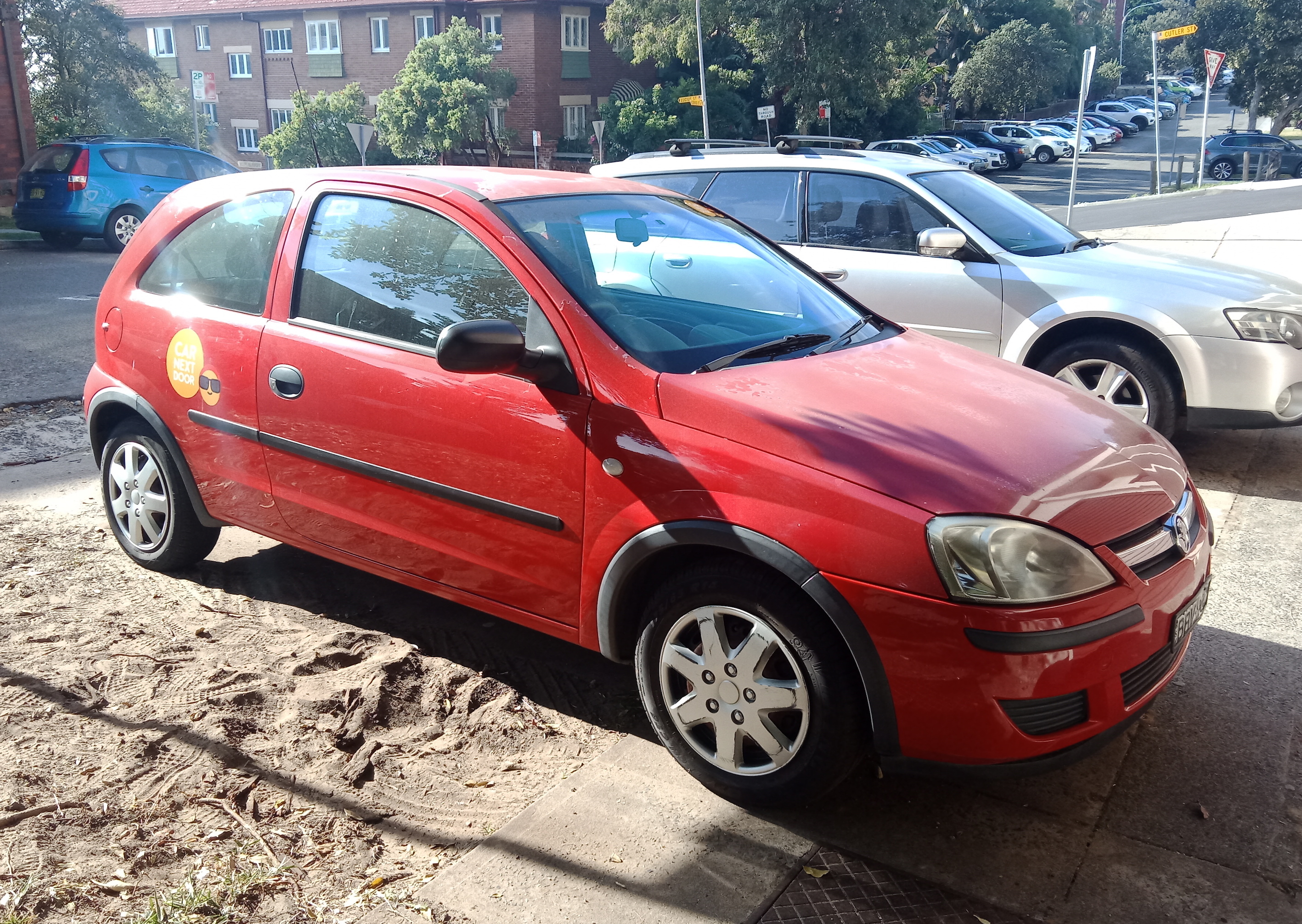 Picture of Charles' 2005 Holden Barina