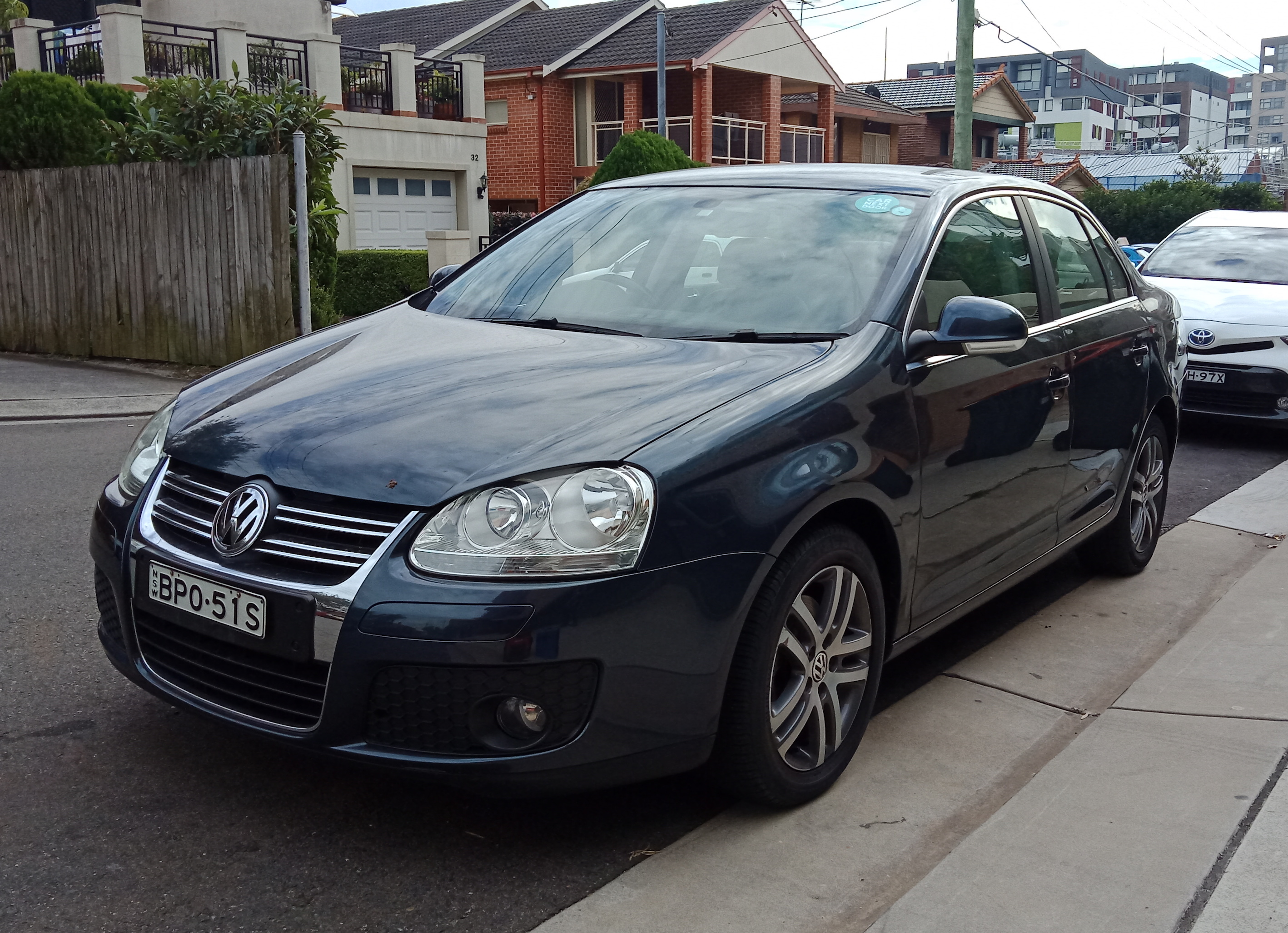 Picture of Sandy's 2009 Volkswagen Jetta