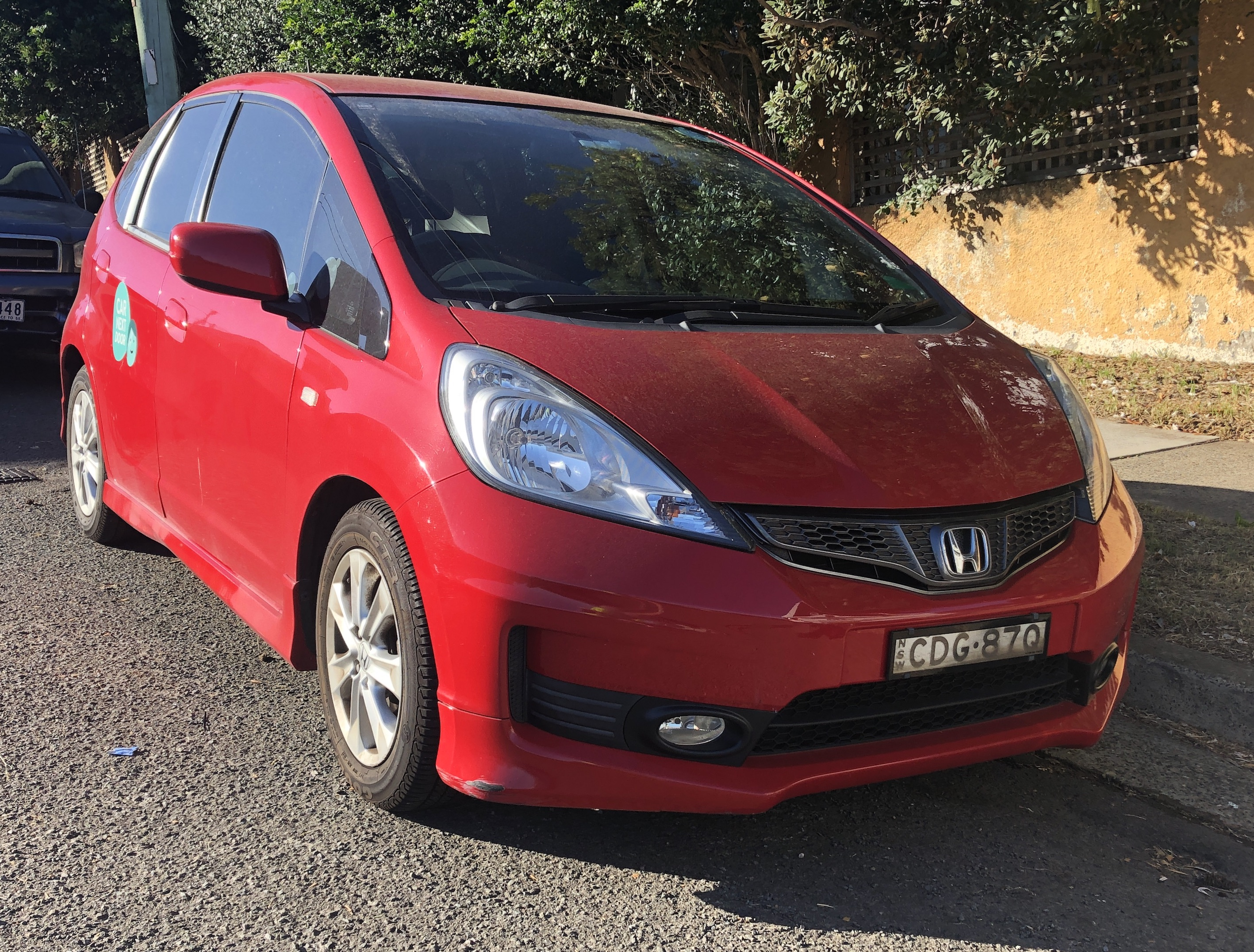 Picture of Josephine's 2011 Honda Jazz