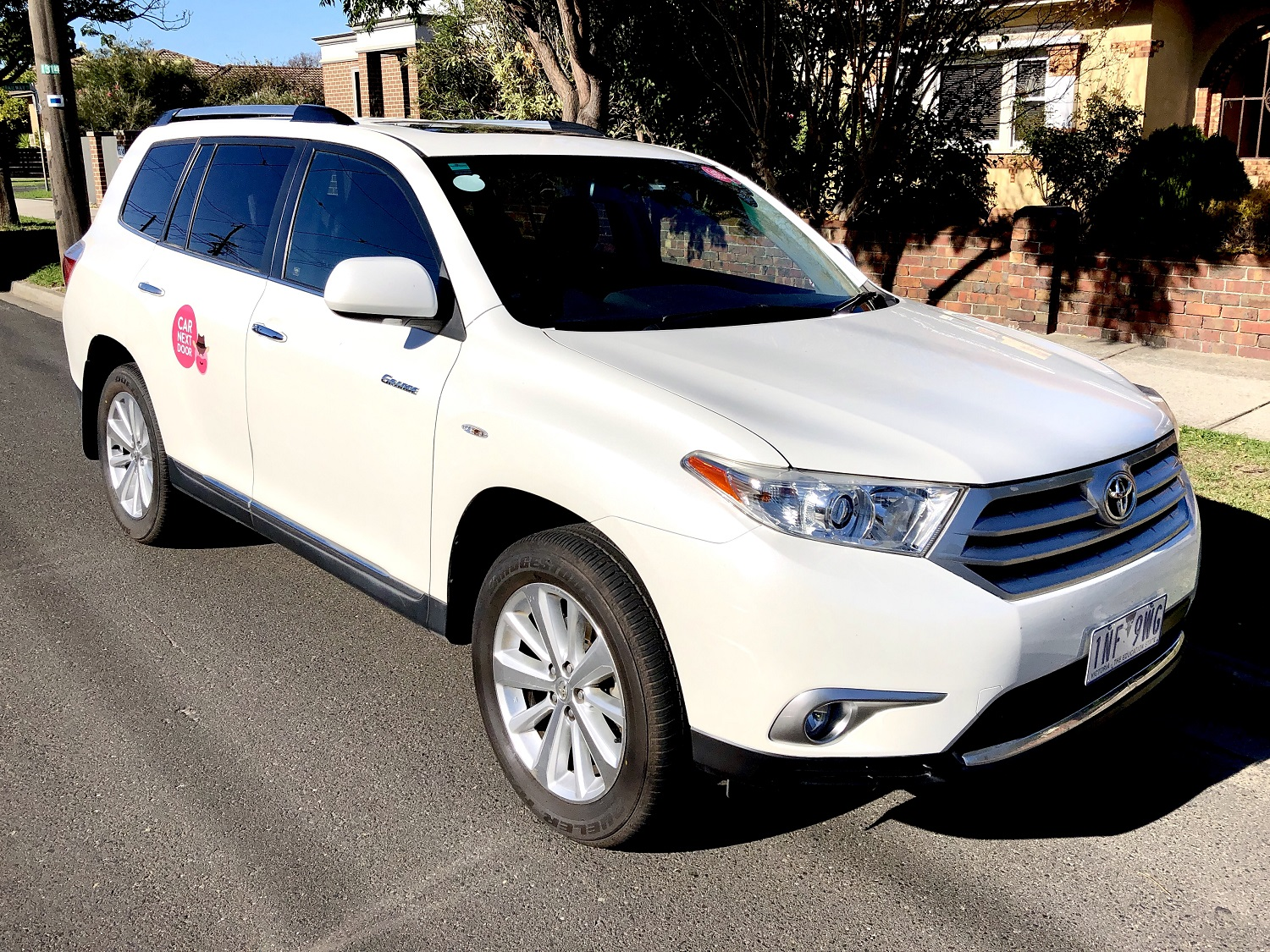 Picture of Joshua's 2011 Toyota Kluger Grande