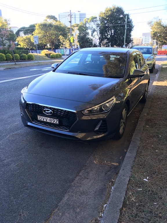 Picture of Ruben's 2018 Hyundai I30