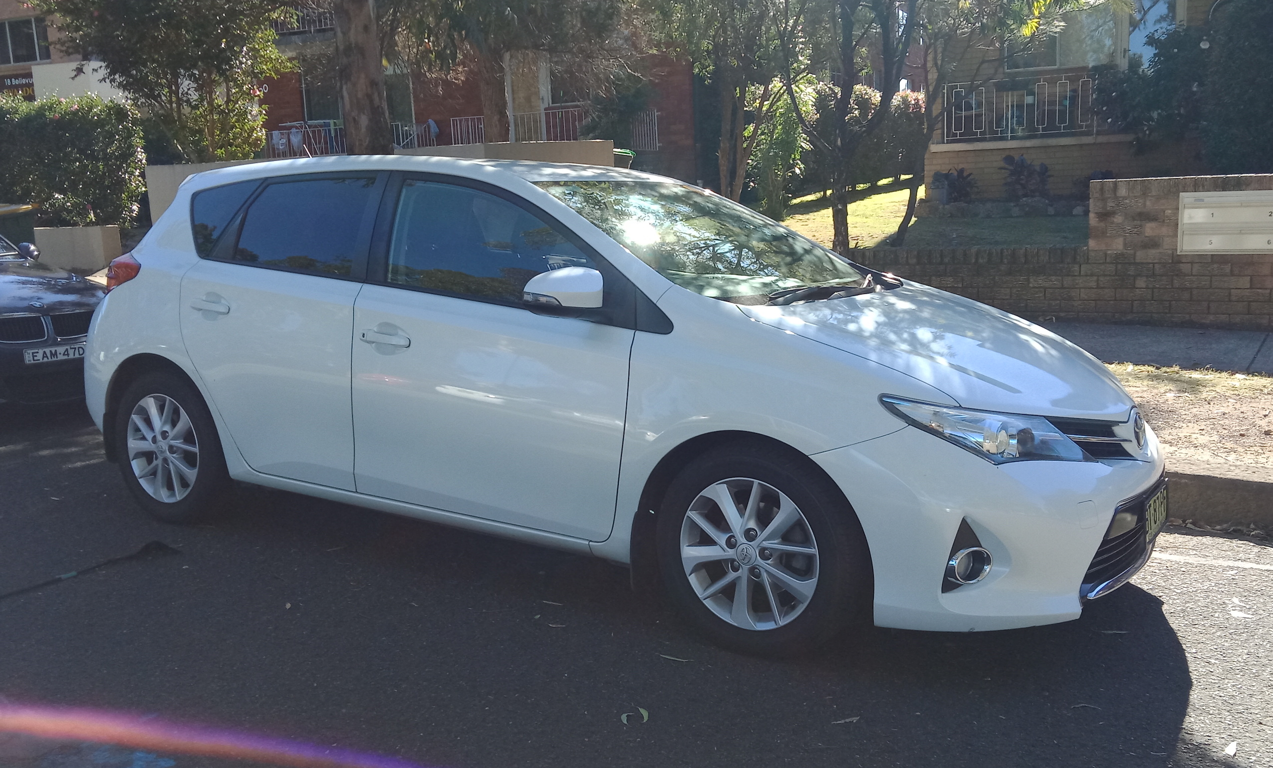 Picture of Buddhika's 2013 Toyota Corolla