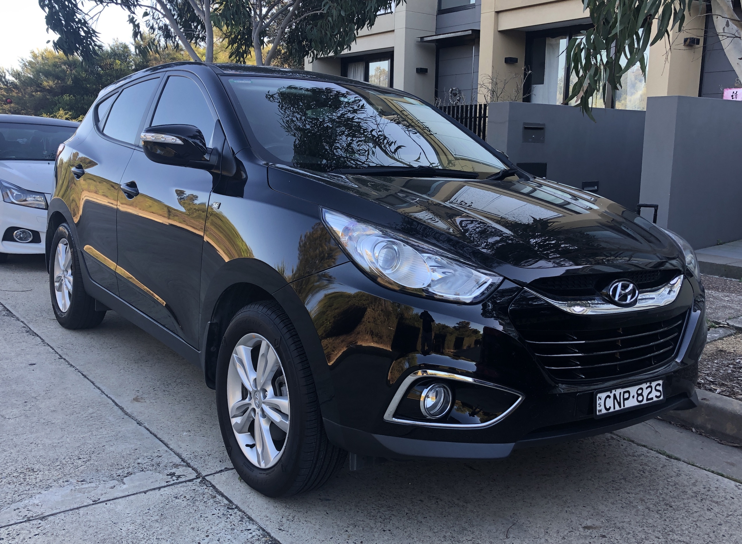 Picture of Lara's 2013 Hyundai ix35