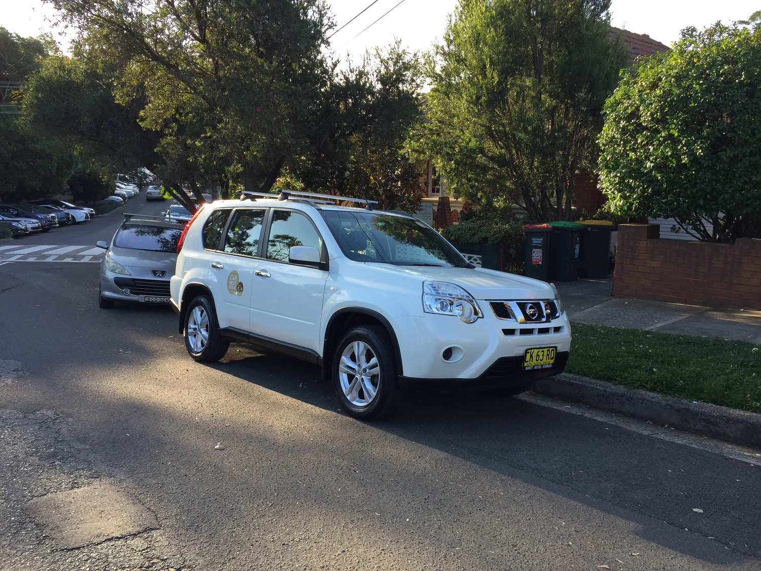 Picture of Martin's 2013 Nissan X trail
