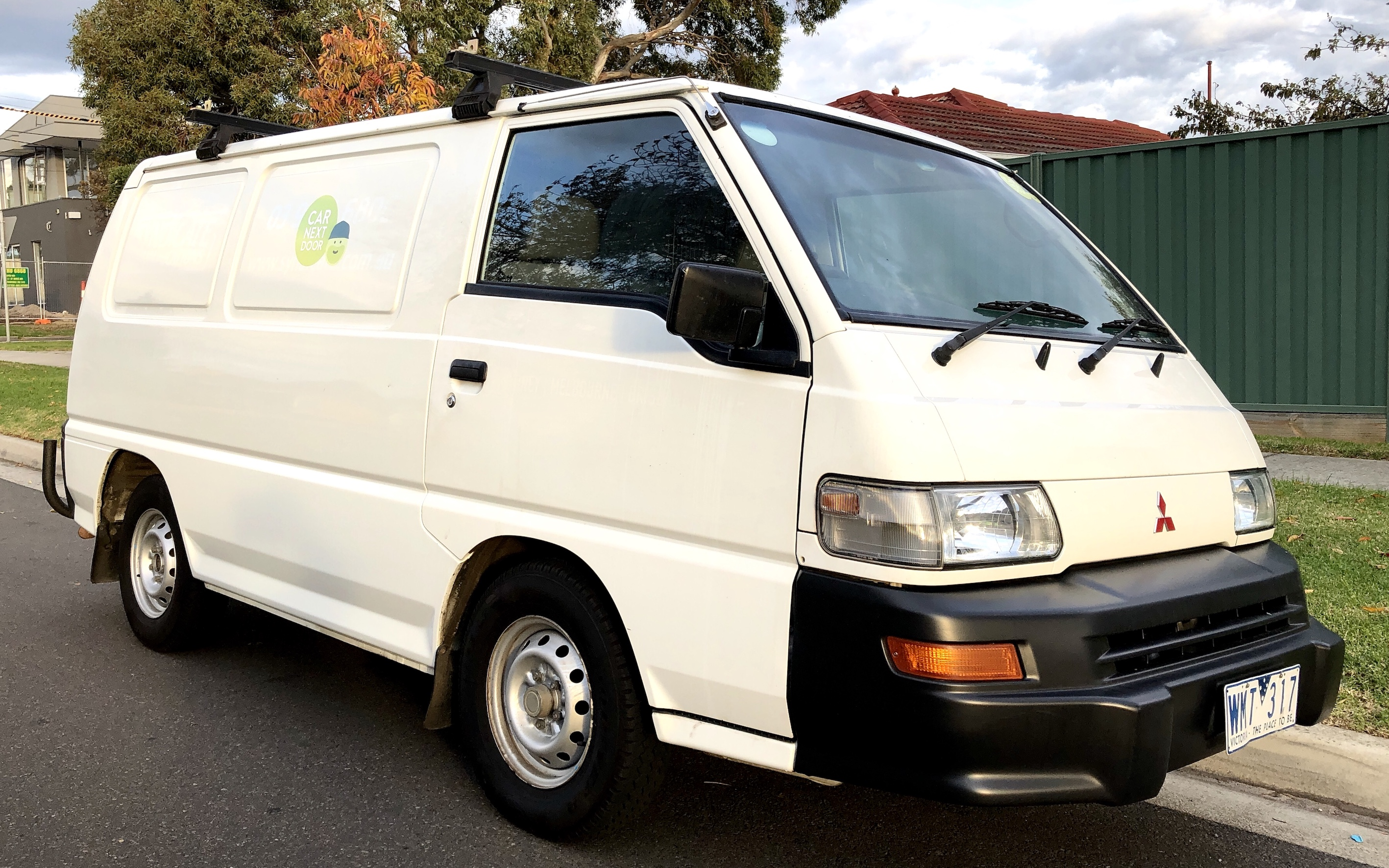 Picture of Matthew's 2008 Mitsubishi Express