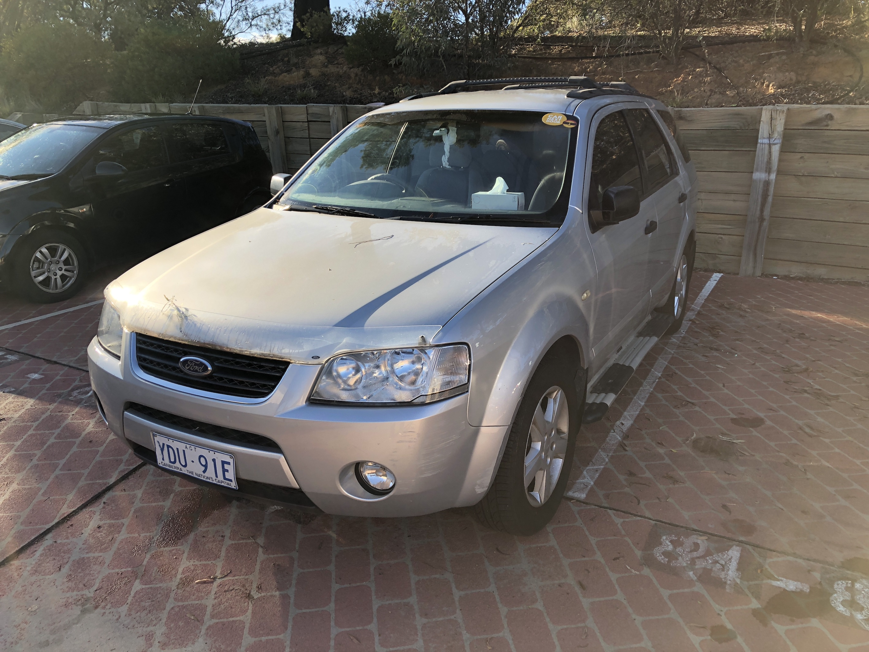 Picture of Bukola's 2005 Ford Territory