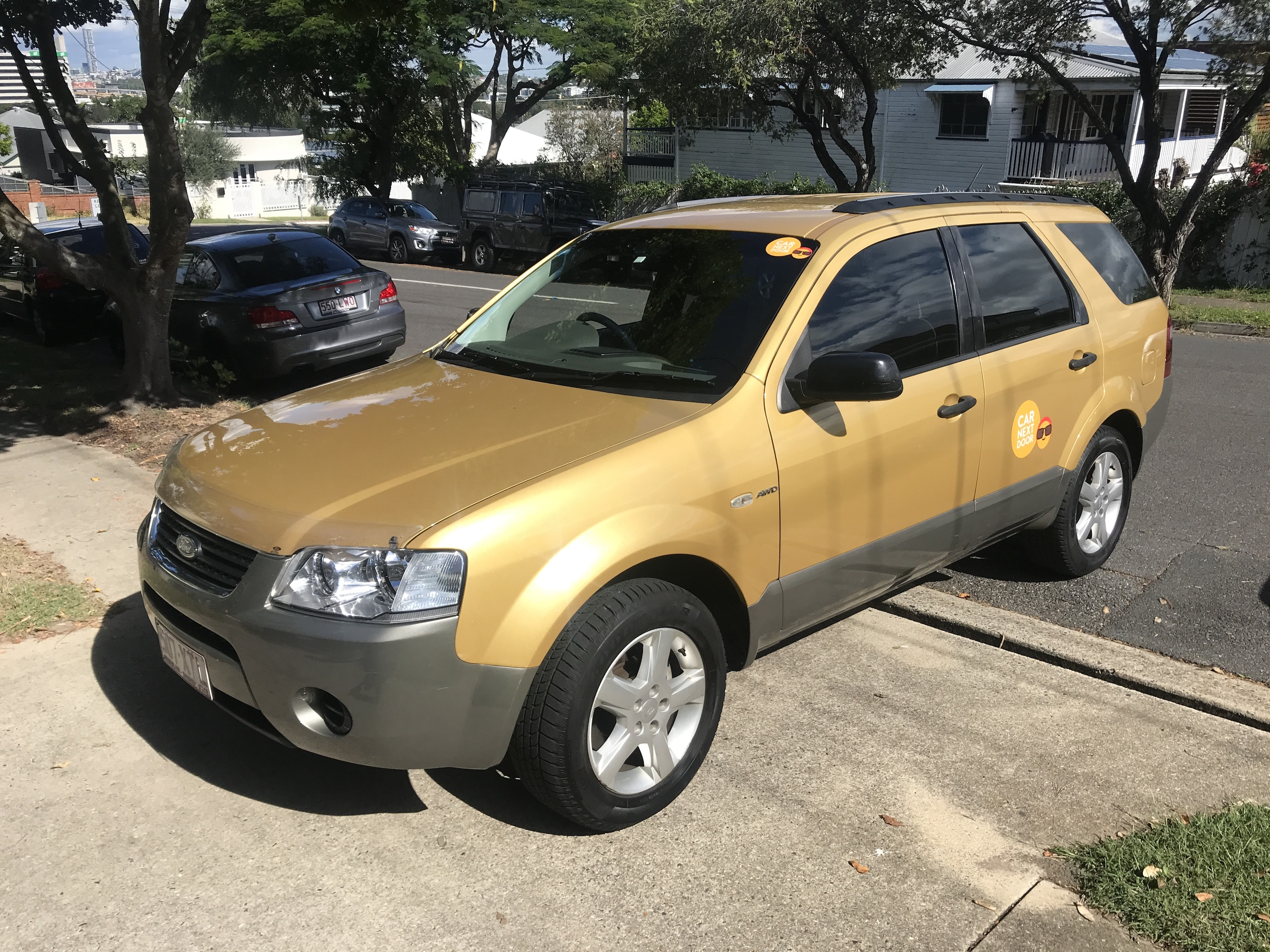 Picture of Aaron's 2005 Ford Territory