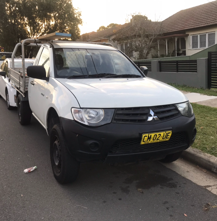 Picture of Ahmed's 2009 Mitsubishi Triton