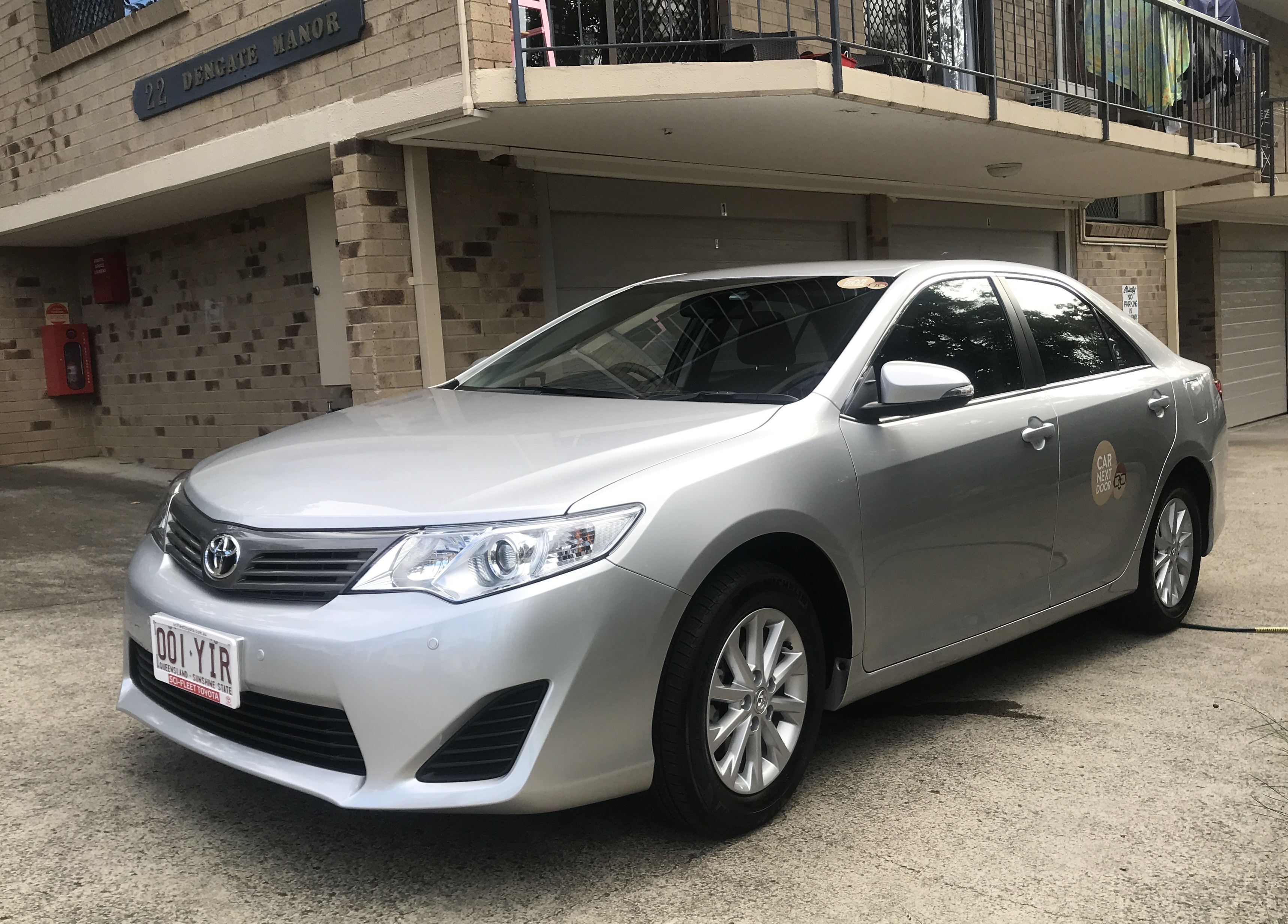Picture of Terence's 2015 Toyota Camry