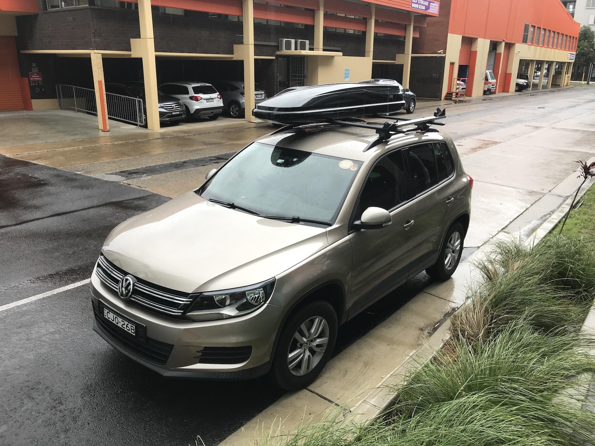 Picture of Maxime's 2012 Volkswagen Tiguan