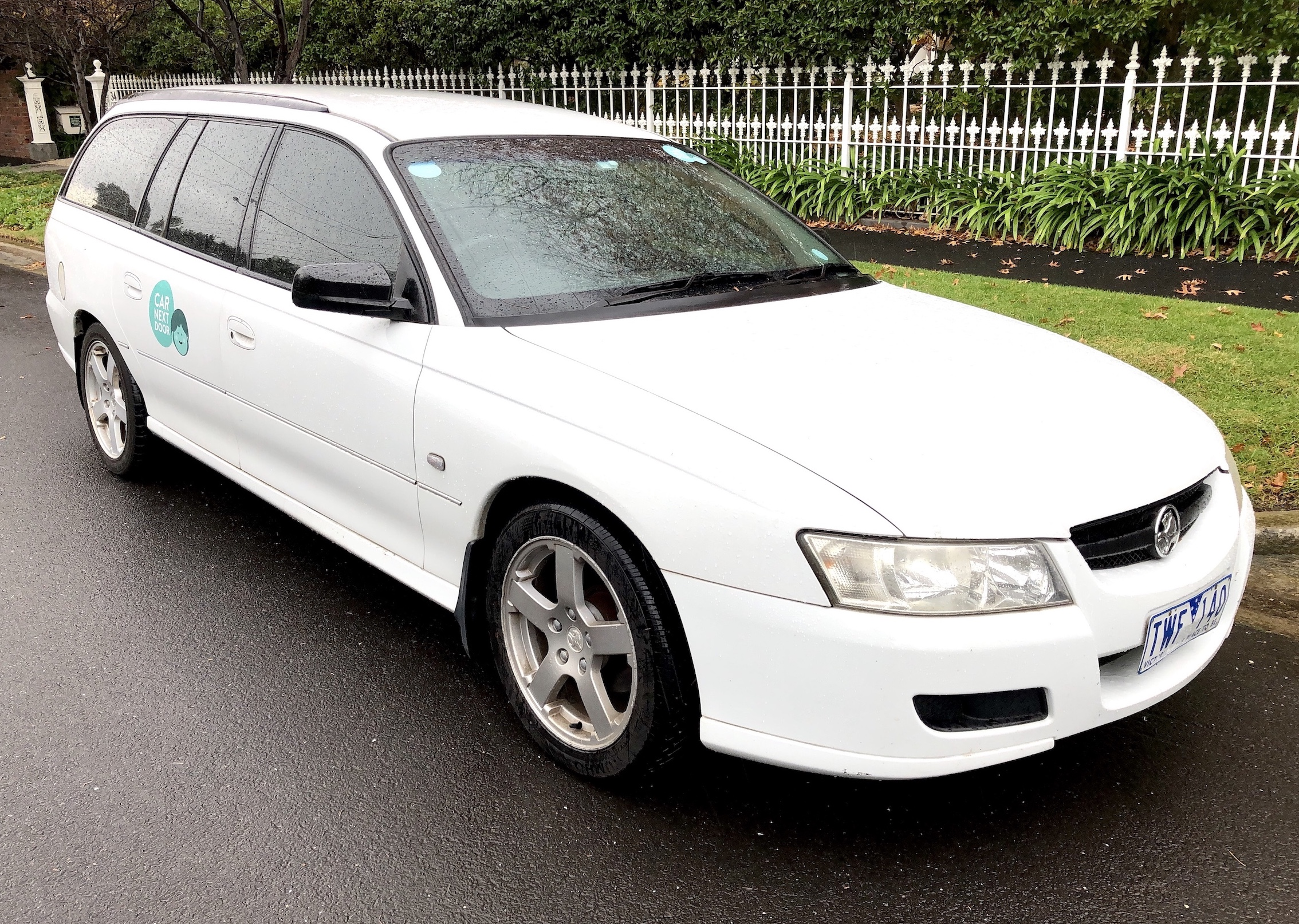 Picture of Natalie's 2005 Holden Commodore