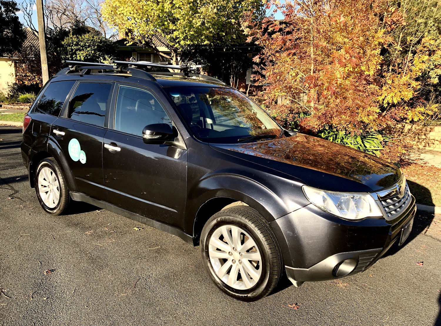 Picture of Damien's 2011 Subaru Forester