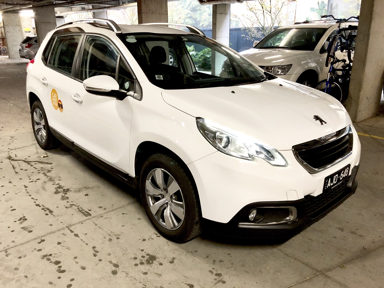 Picture of Yumiko's 2015 Peugeot 2008