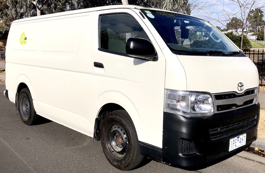 Picture of Rodwan's 2013 Toyota Hiace