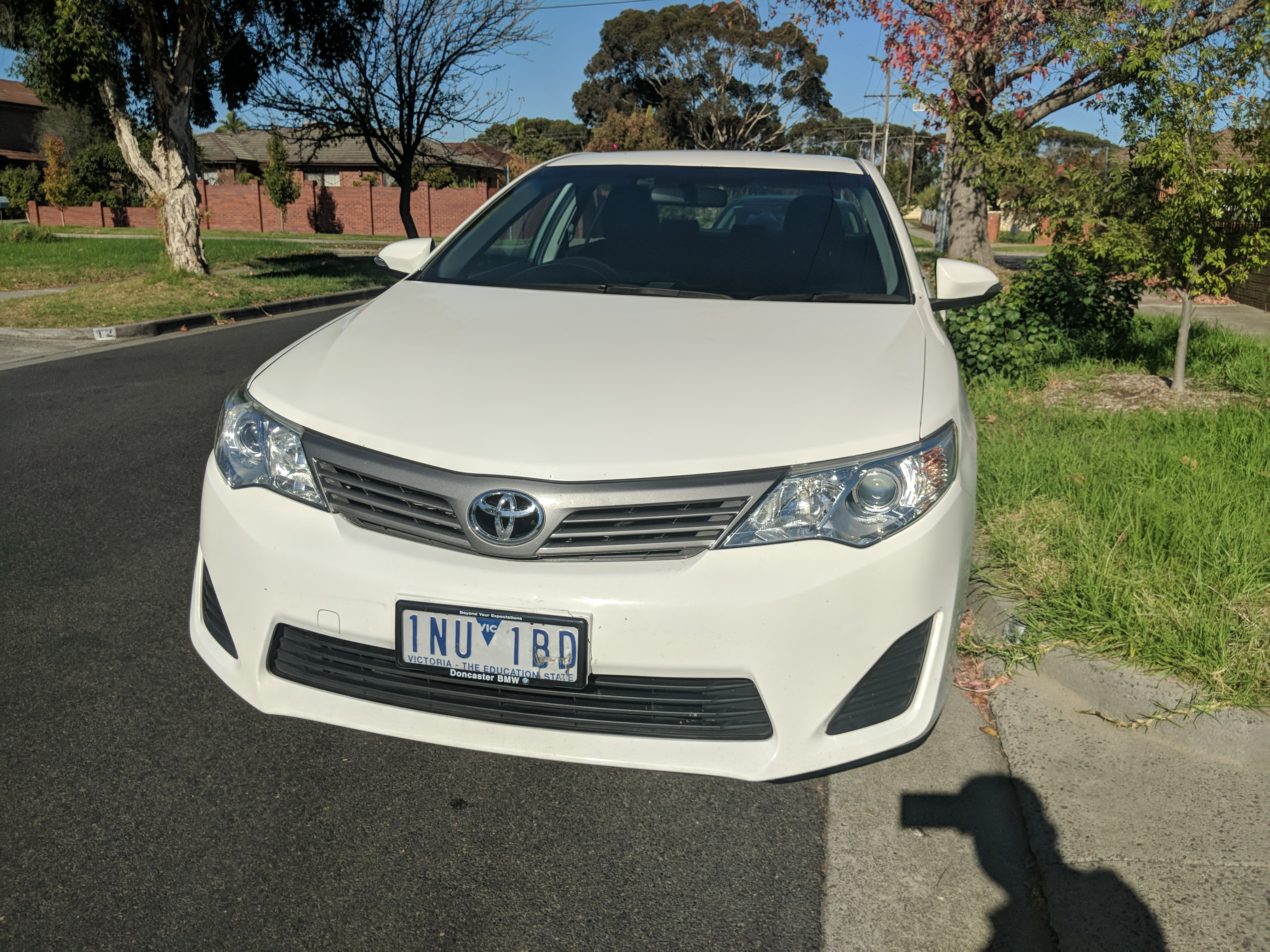 Picture of Satheesh's 2015 Toyota Camry Altise