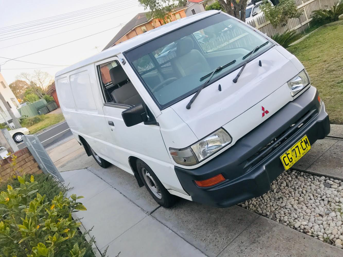 Picture of Ali's 2008 Mitsubishi Express