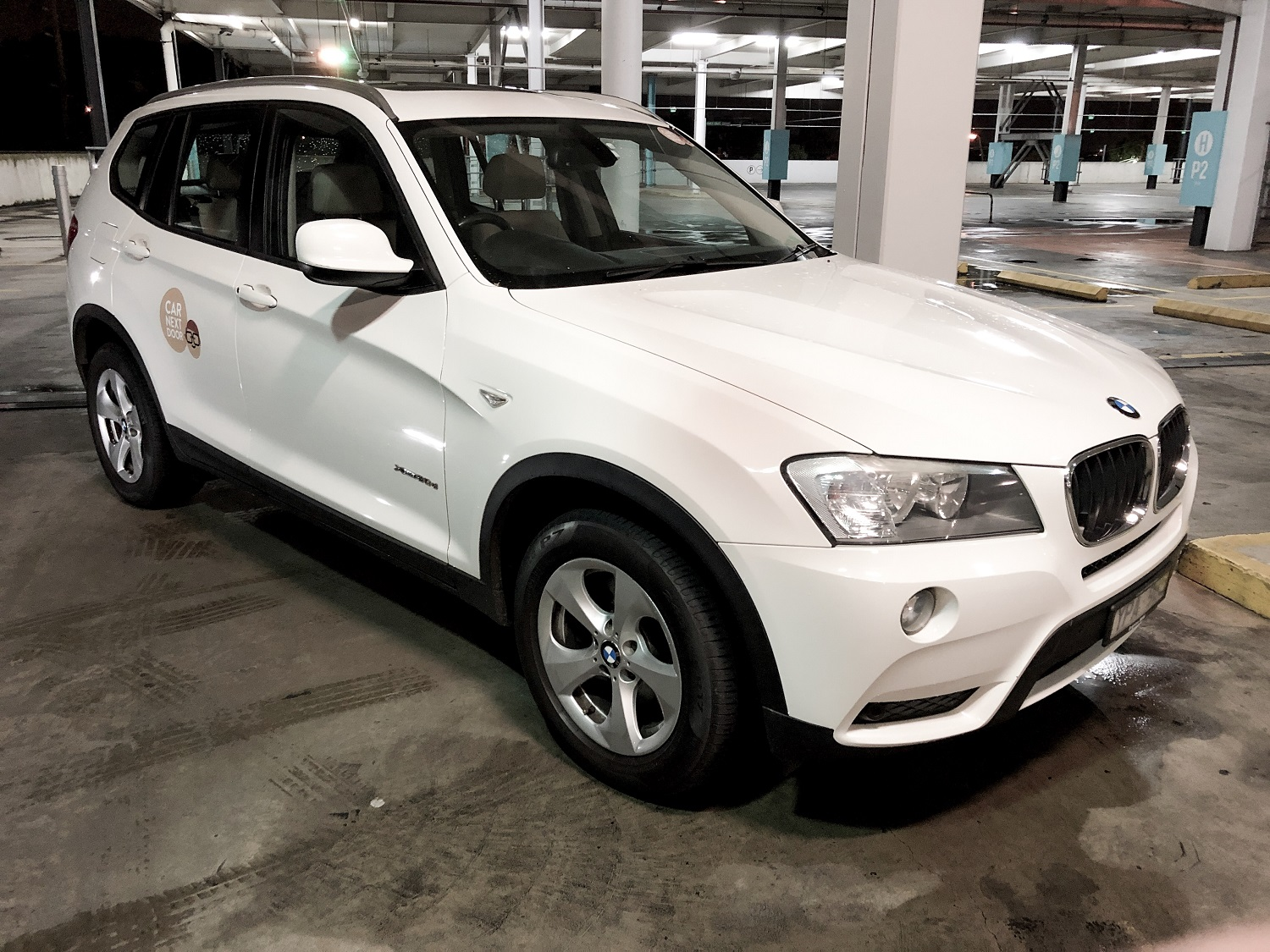 Picture of Jo Anne's 2011 BMW x3