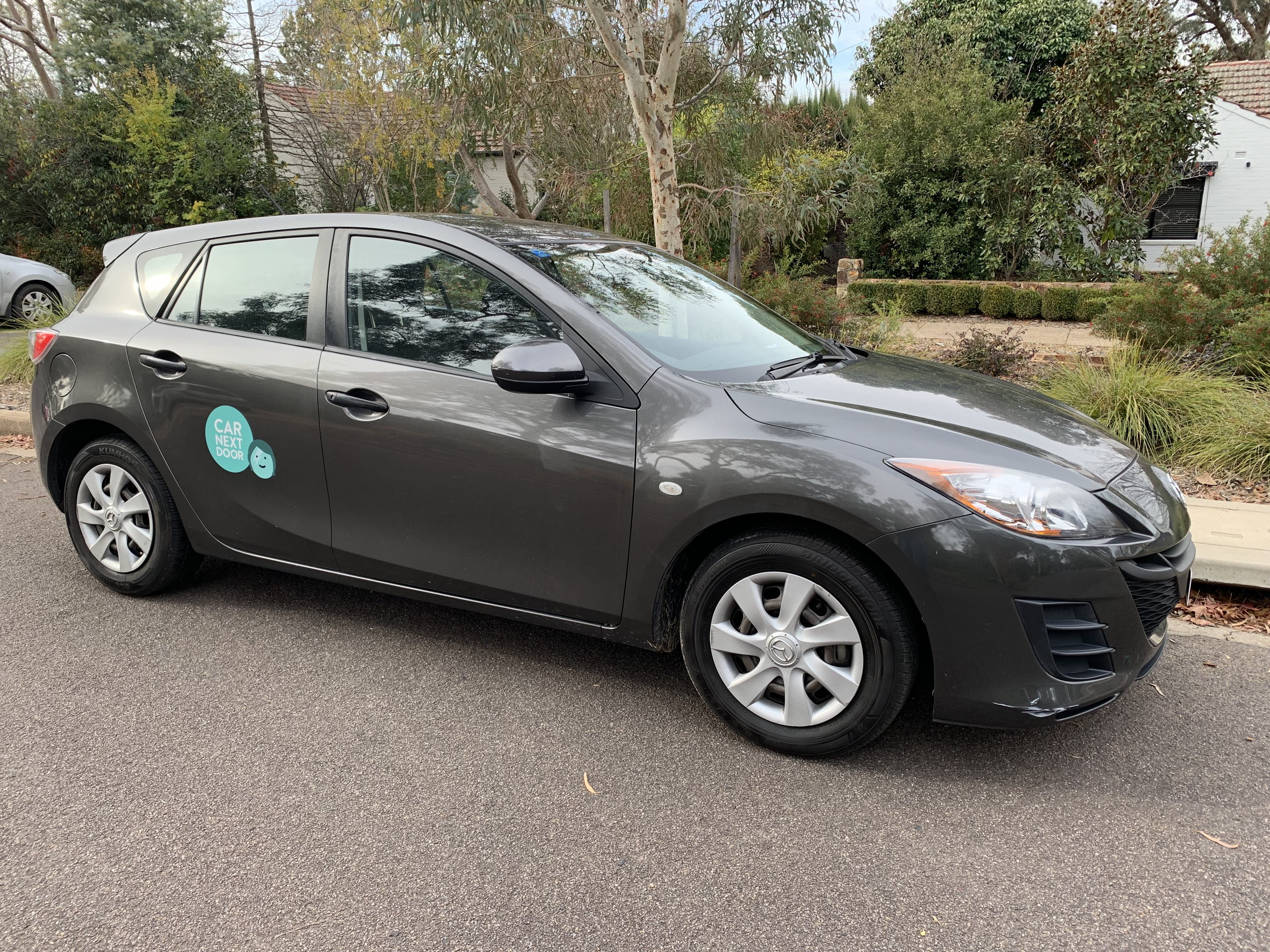 Picture of Rachael's 2011 Mazda 3