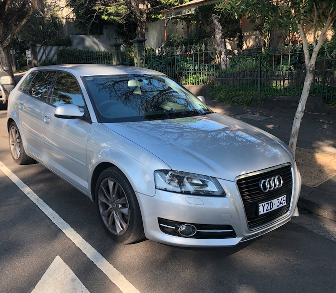 Picture of Anna Catharina's 2012 Audi A3