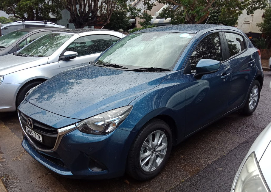 Picture of Geoff's 2018 Mazda 2