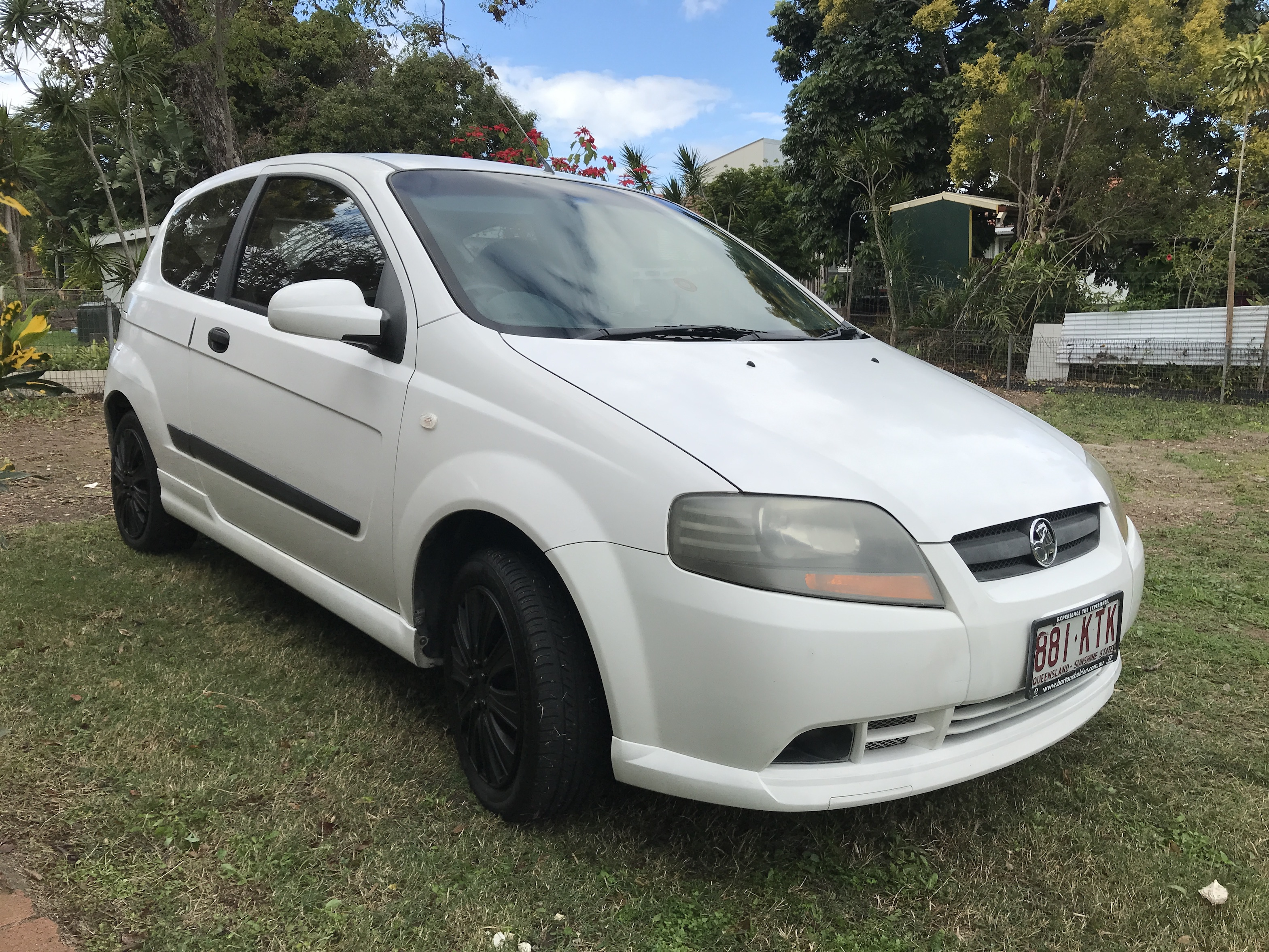 Picture of Karen's 2007 Holden Barina
