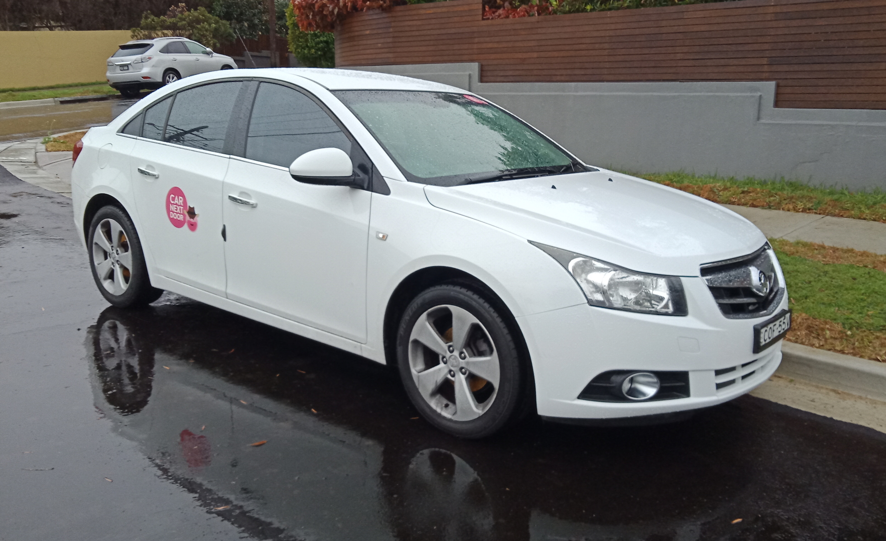 Picture of David's 2010 Holden Cruze